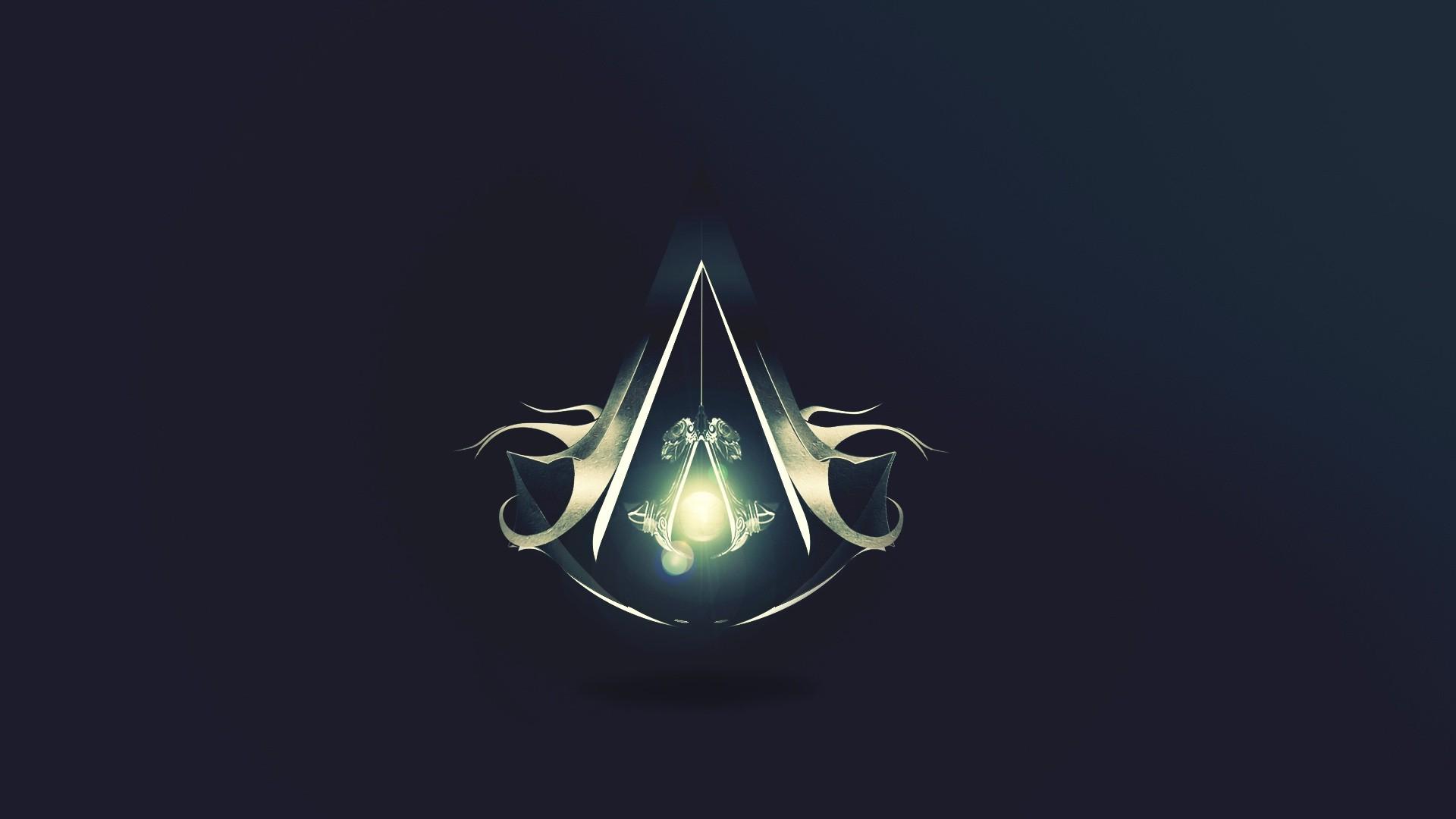 Wallpaper Illustration Video Games Reflection Logo Circle