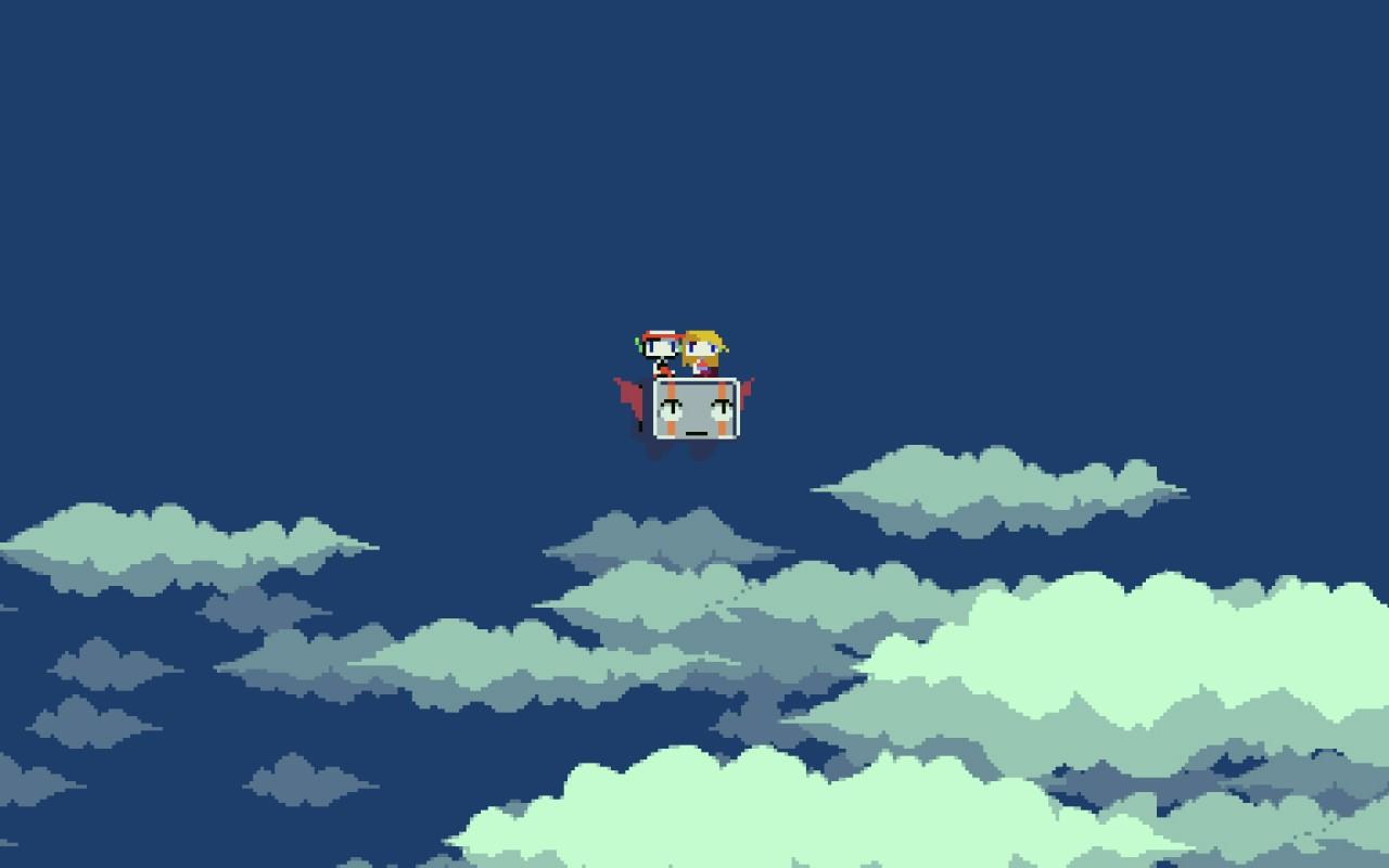 Sfondi illustrazione videogiochi cielo cartone