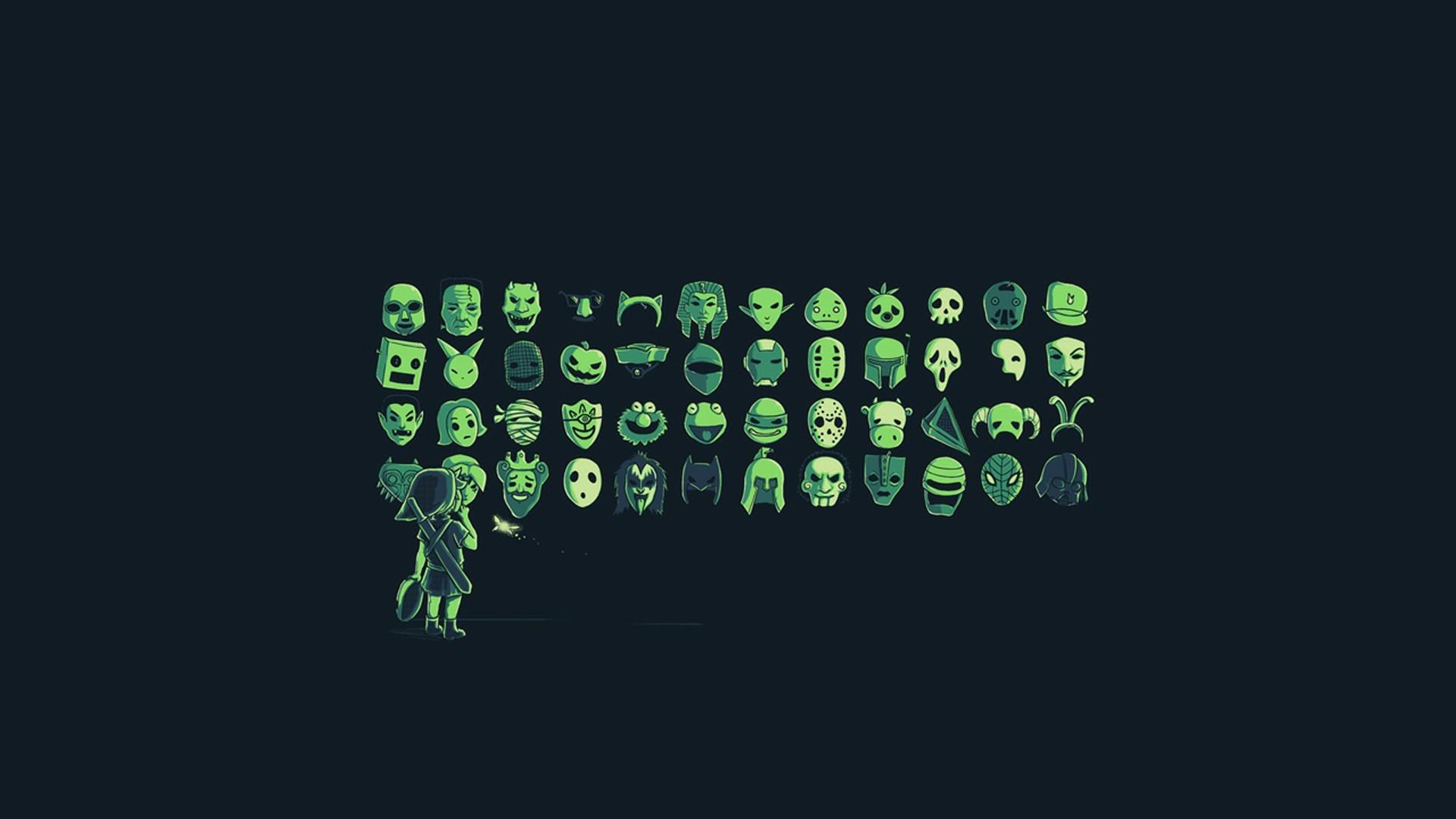 Wallpaper Illustration Video Games Text Logo Green The Legend