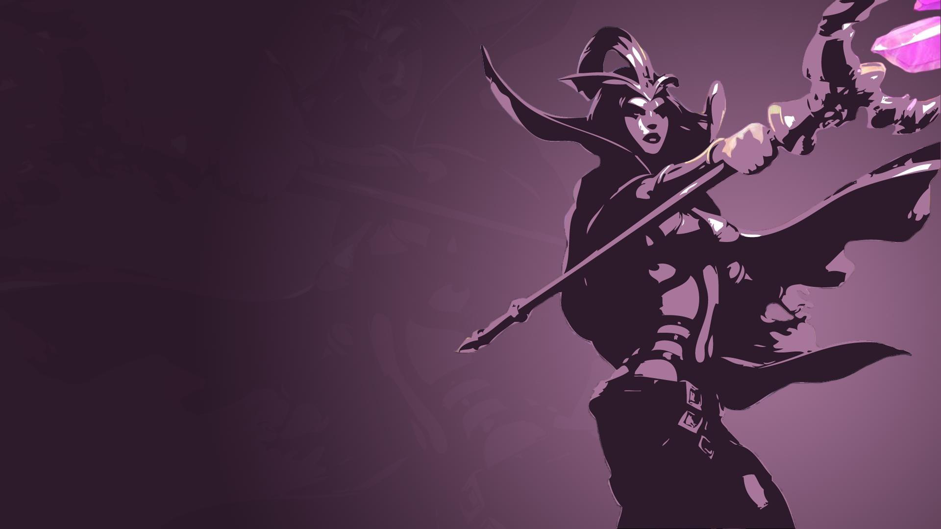 Wallpaper Illustration Video Games Women Simple Background