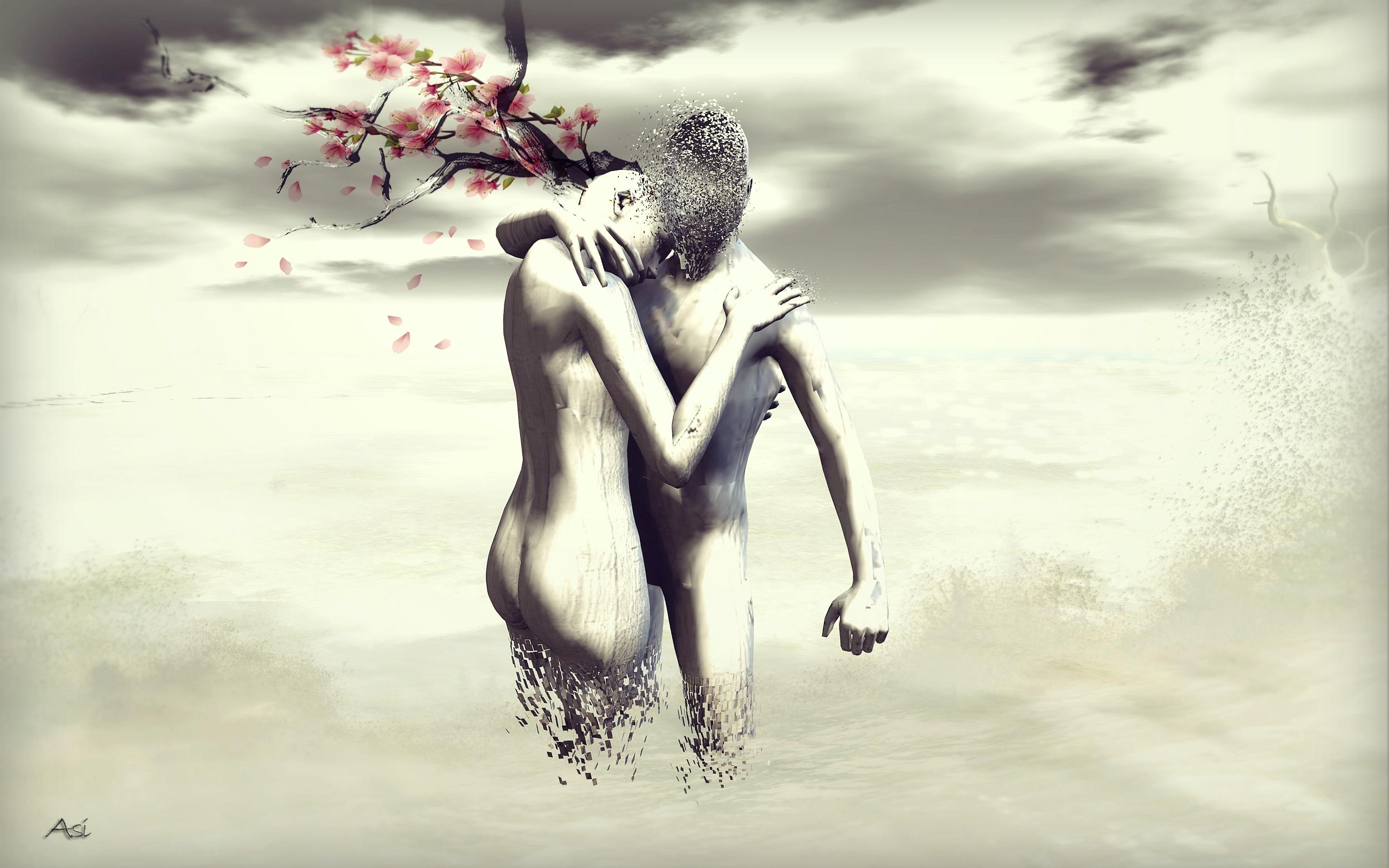 среди сюрреалистичные картинки о любви декупажа позволяет создавать