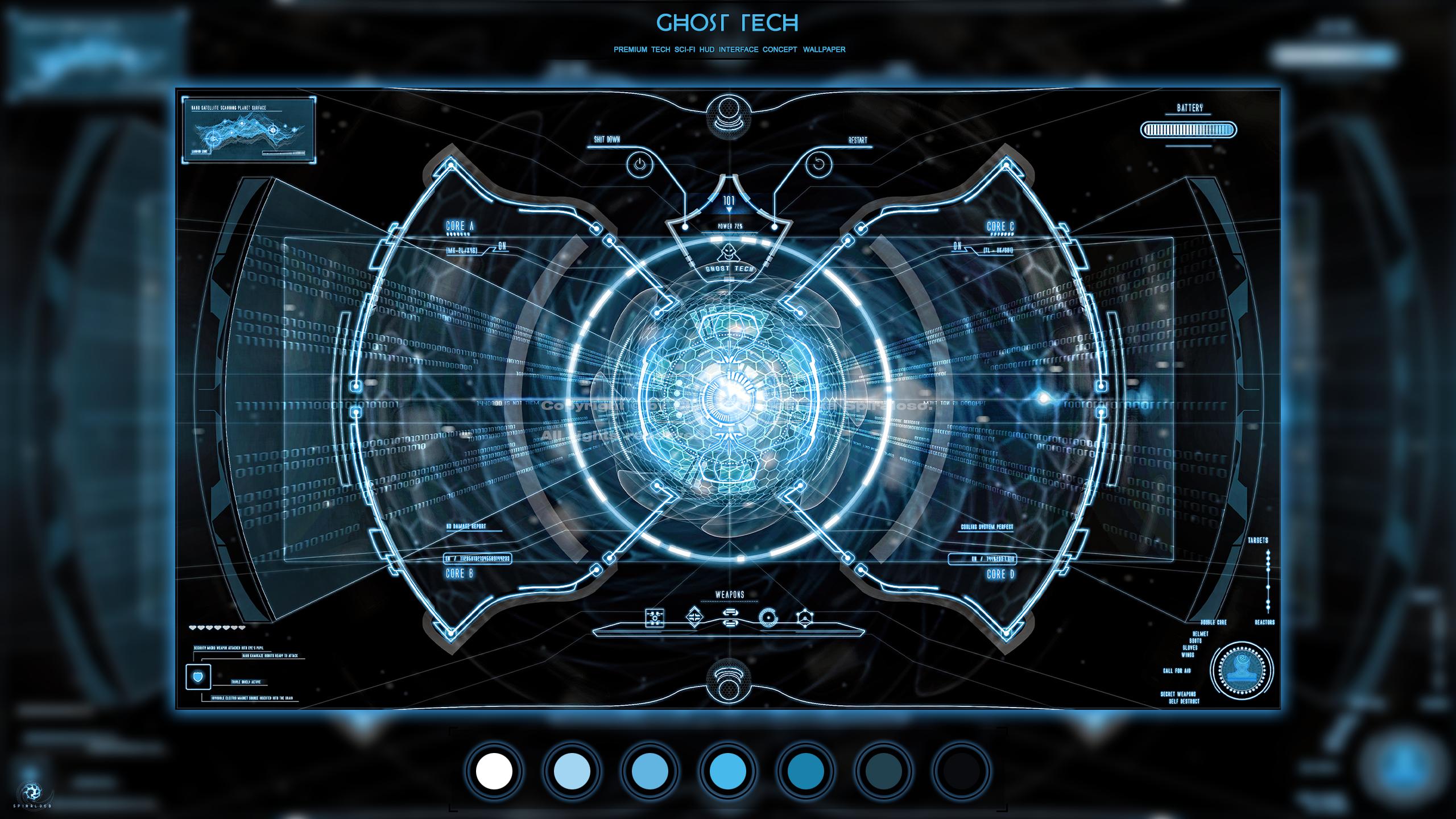 Wallpaper Interfaces Hud Science Fiction Tech 2560x1440 Tastyykilla 1840661 Hd Wallpapers Wallhere