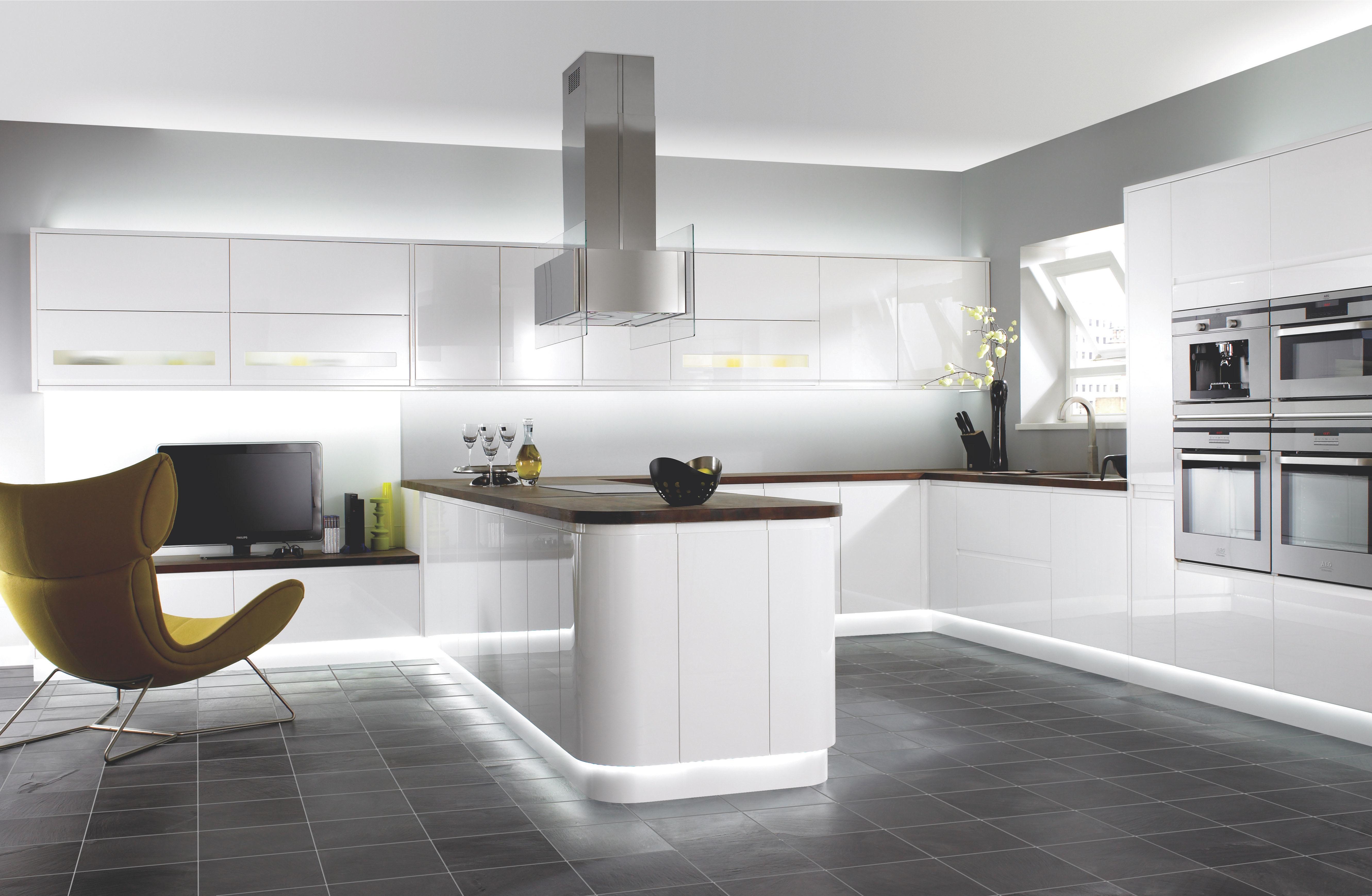 Wallpaper Interior Design Style Home Room Kitchen 5323x3478