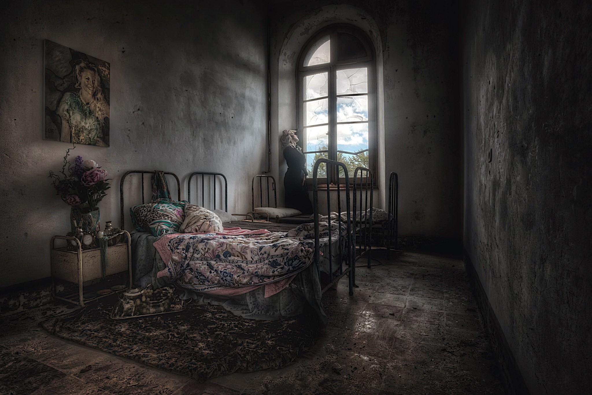 Hintergrundbilder : Innere, Haus, drinnen, HDR, altes Gebäude ...