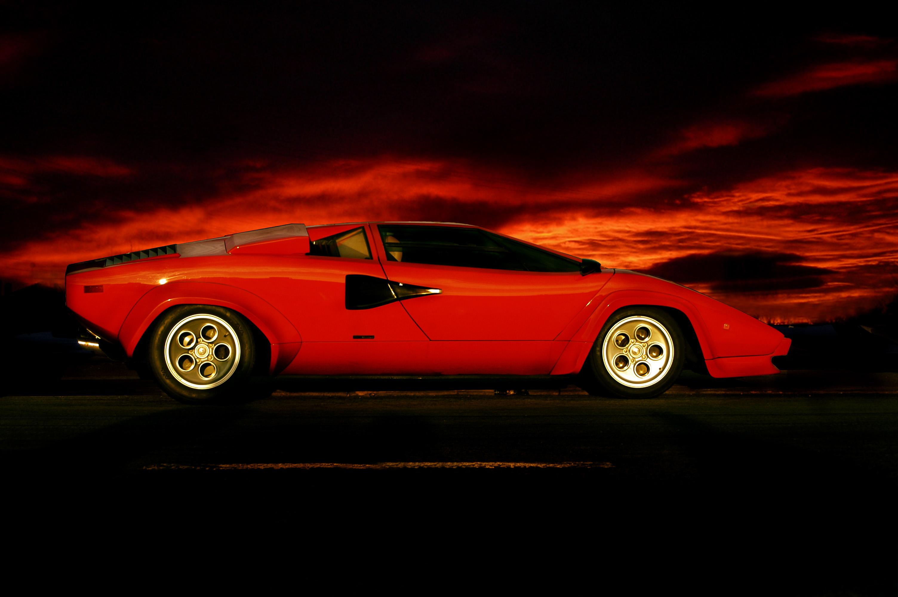 Wallpaper  italian, 80s, Diablo, Lamborghini, supercar