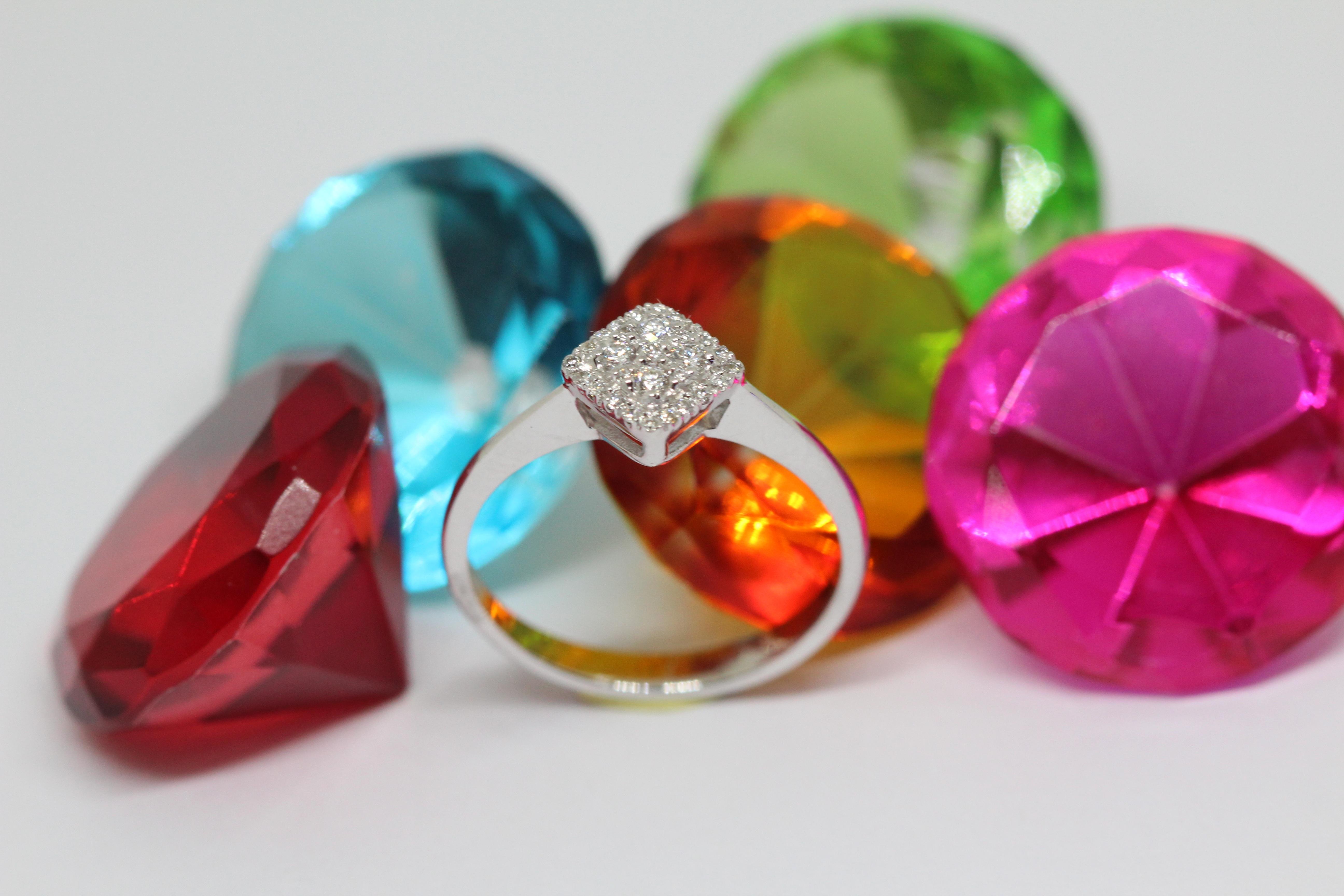 Wallpaper Jewelry Diamond Ring Gold 5184x3456 4kwallpaper