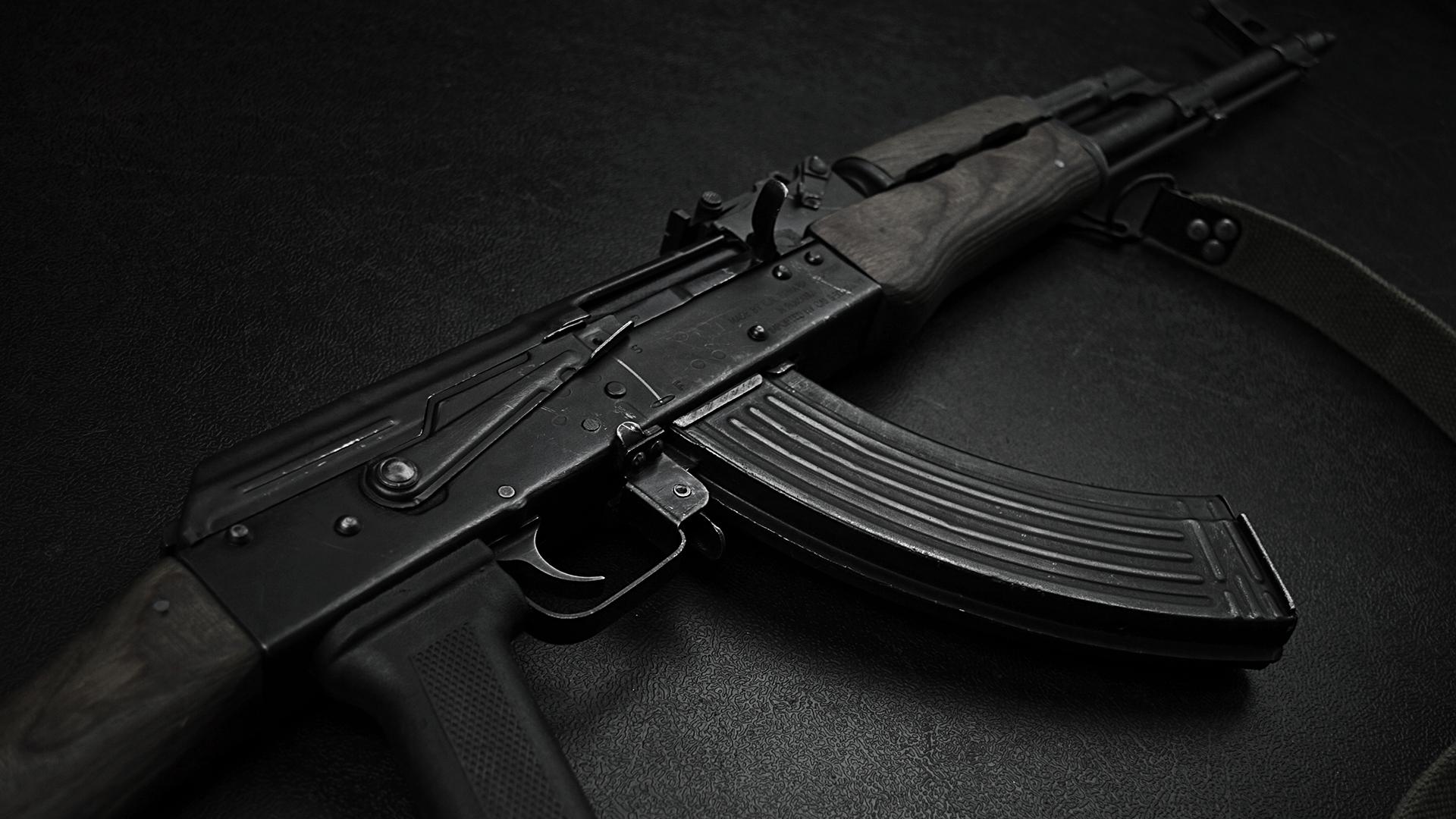 Fondos De Pantalla Kalashnikov Ak 47 Rifles Unión