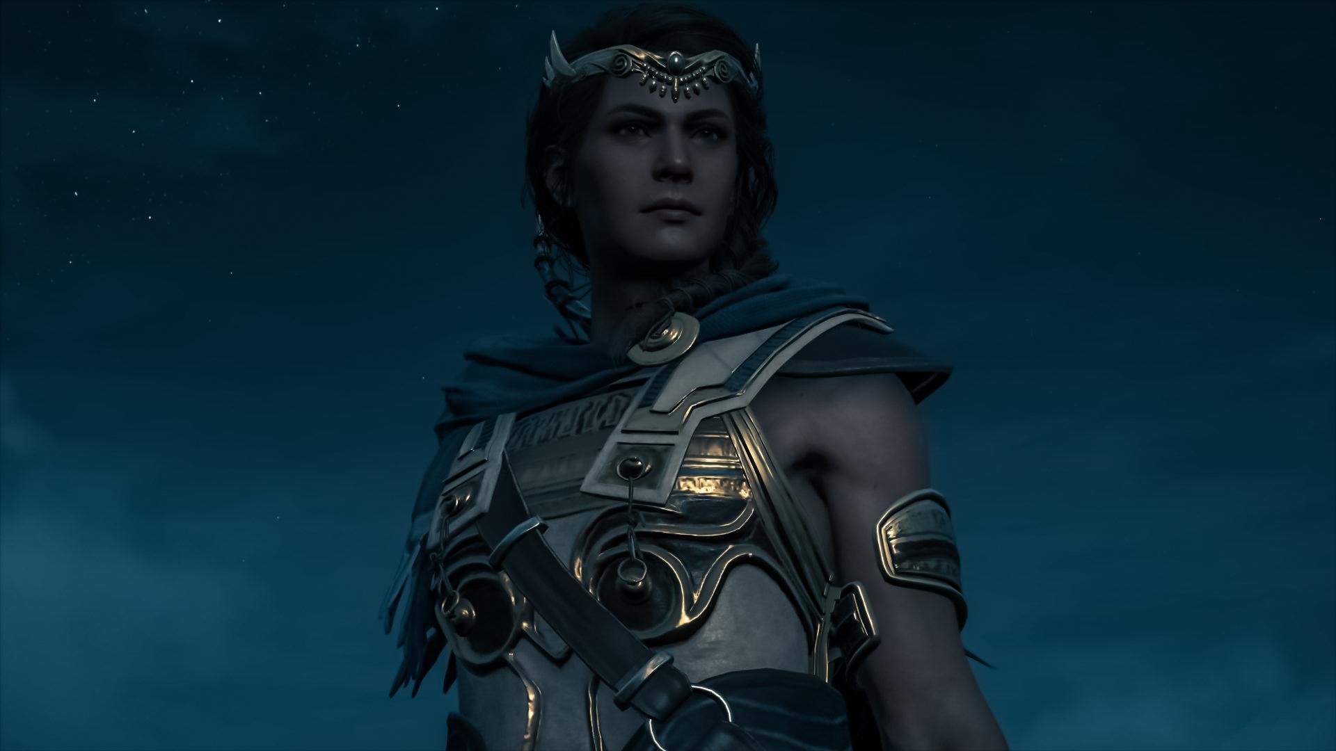 Assassins Creed Odyssey 2018 Реплейсеры и ретекстуры