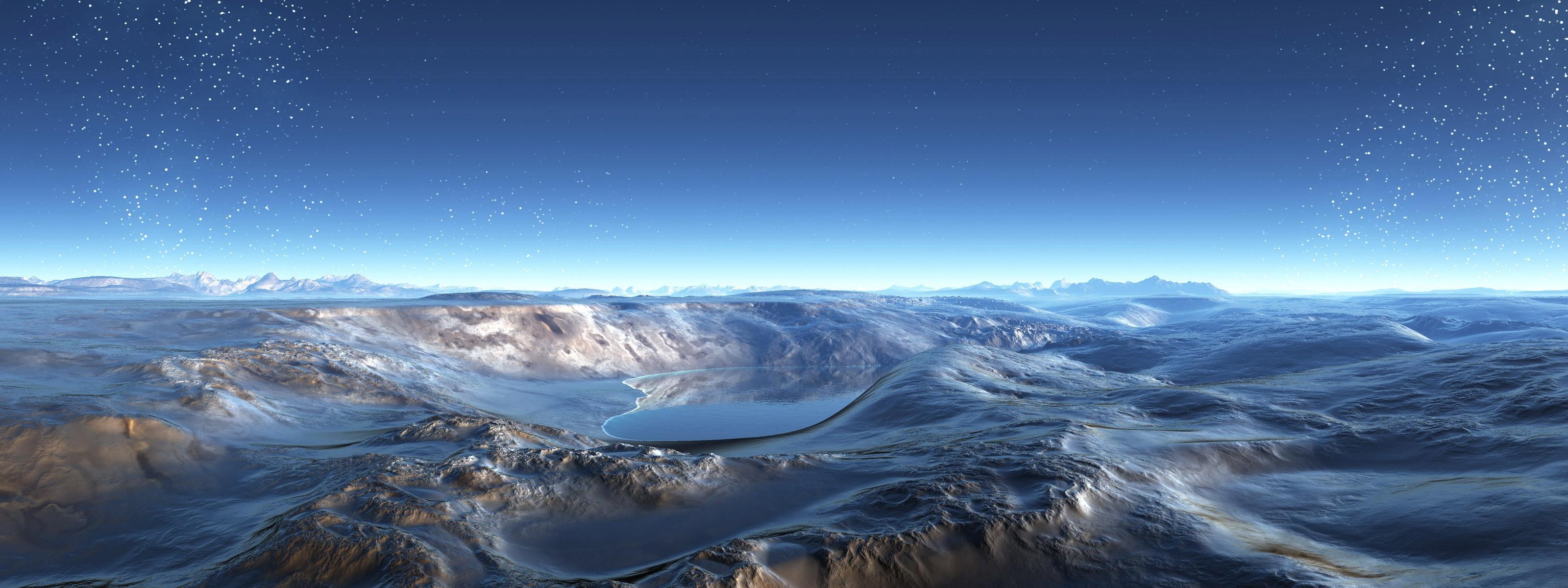 панорама космоса картинка температуры рабочей среды