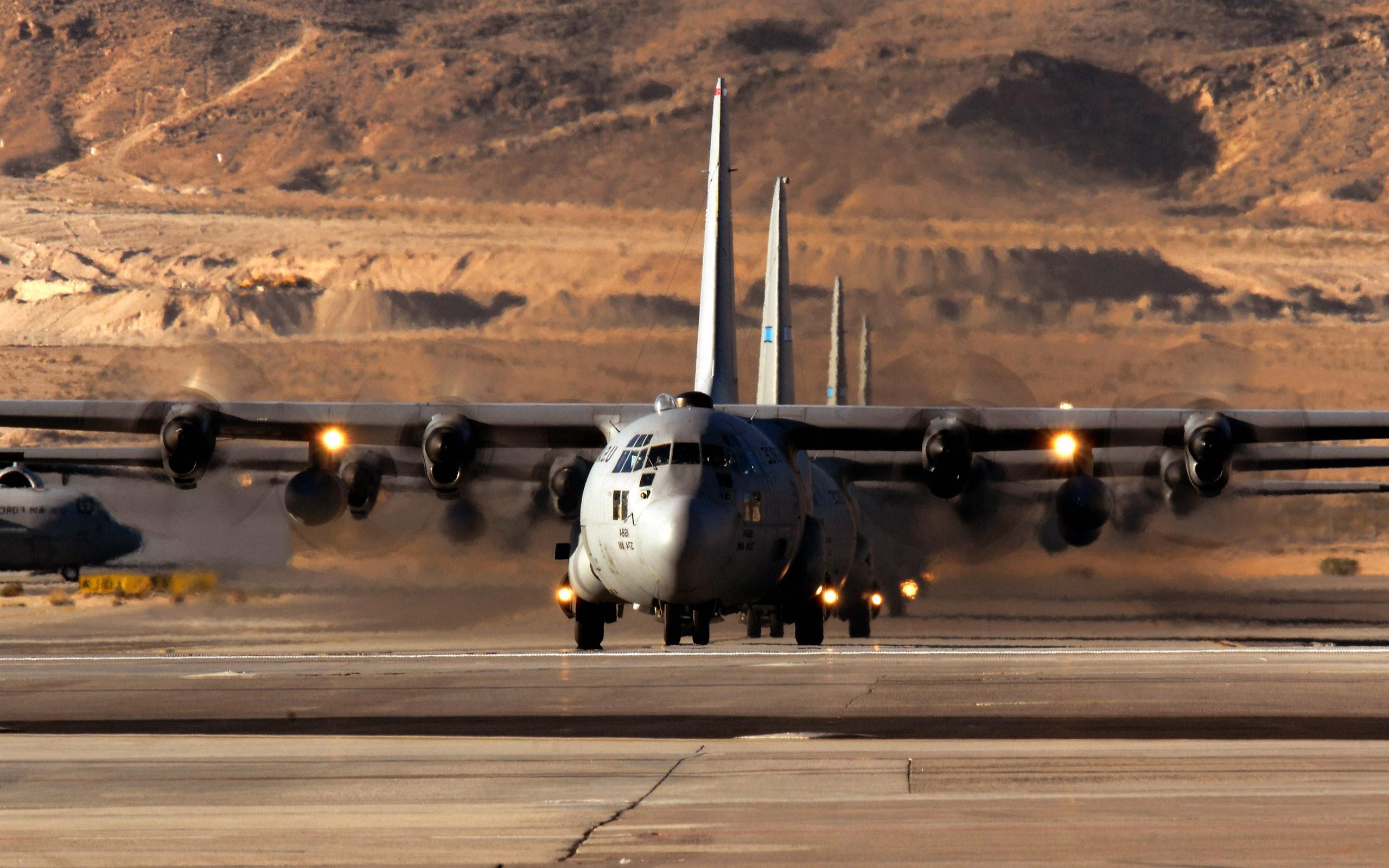 Обои Lockheed, c-130, hercules, Геркулес, c-130, локхид. Авиация foto 7