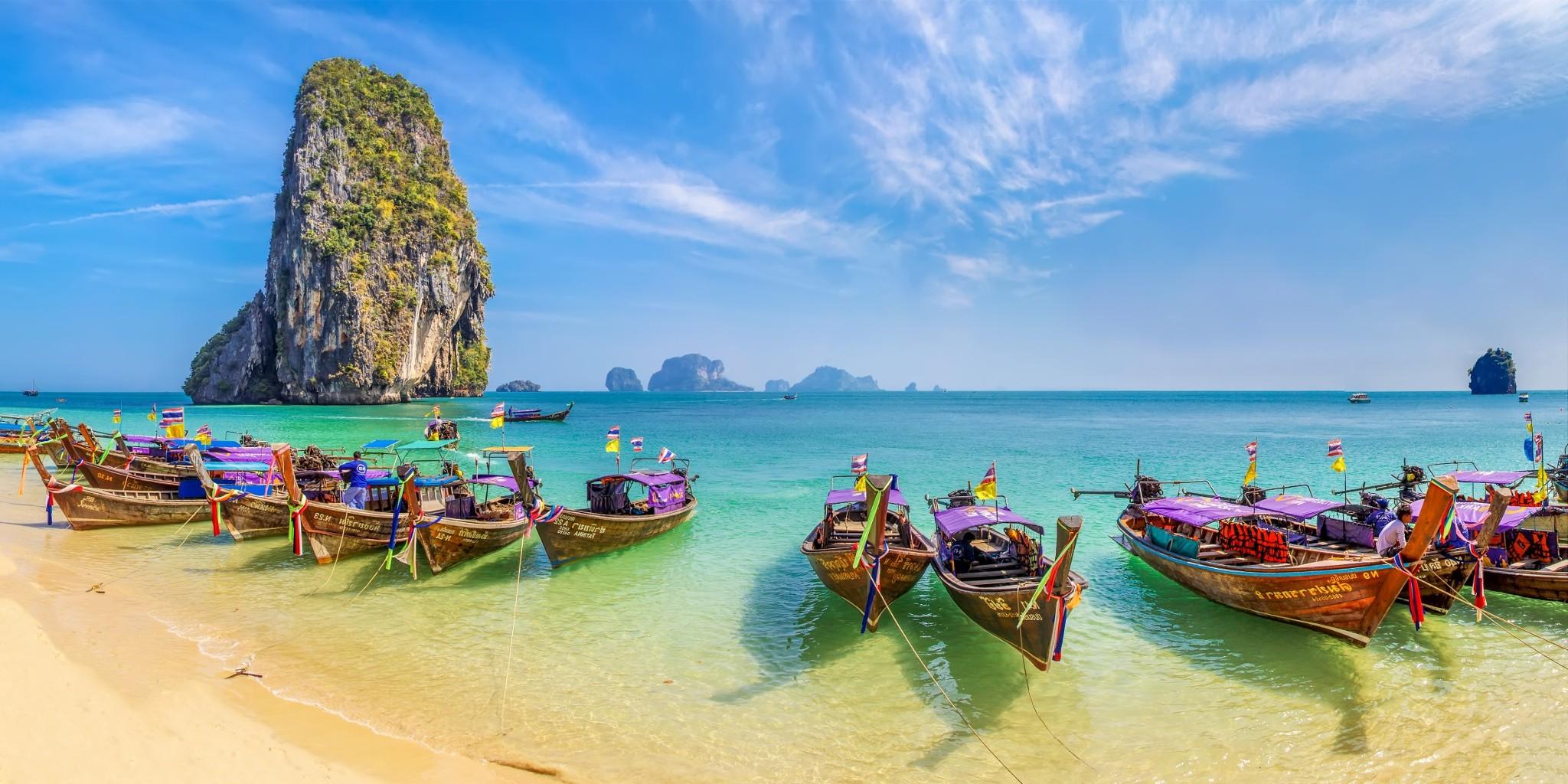 Wallpaper : Landscape, Sea, Bay, Nature, Sand, Sky, Beach, Tourism, Coast,  Tropical, Turquoise, Island, Lagoon, Summer, Thailand, Caribbean, Vacation,  ...