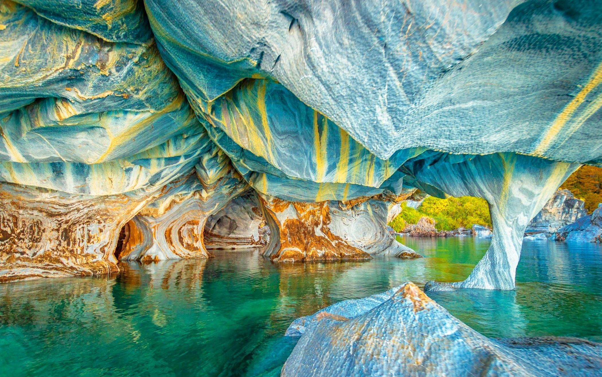 Картинки самых красивых пещер мира