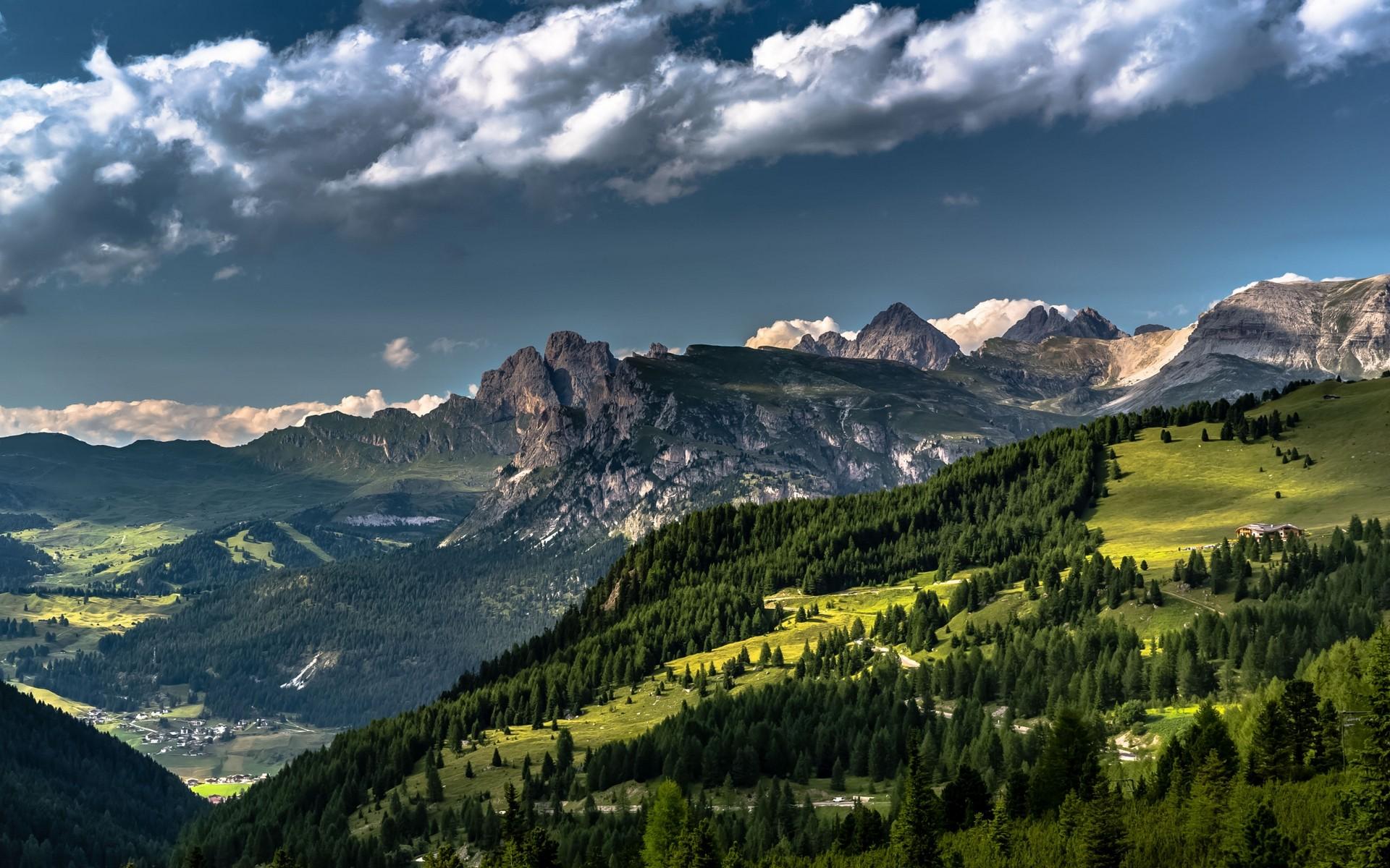 картинки красивых горных местностях всем