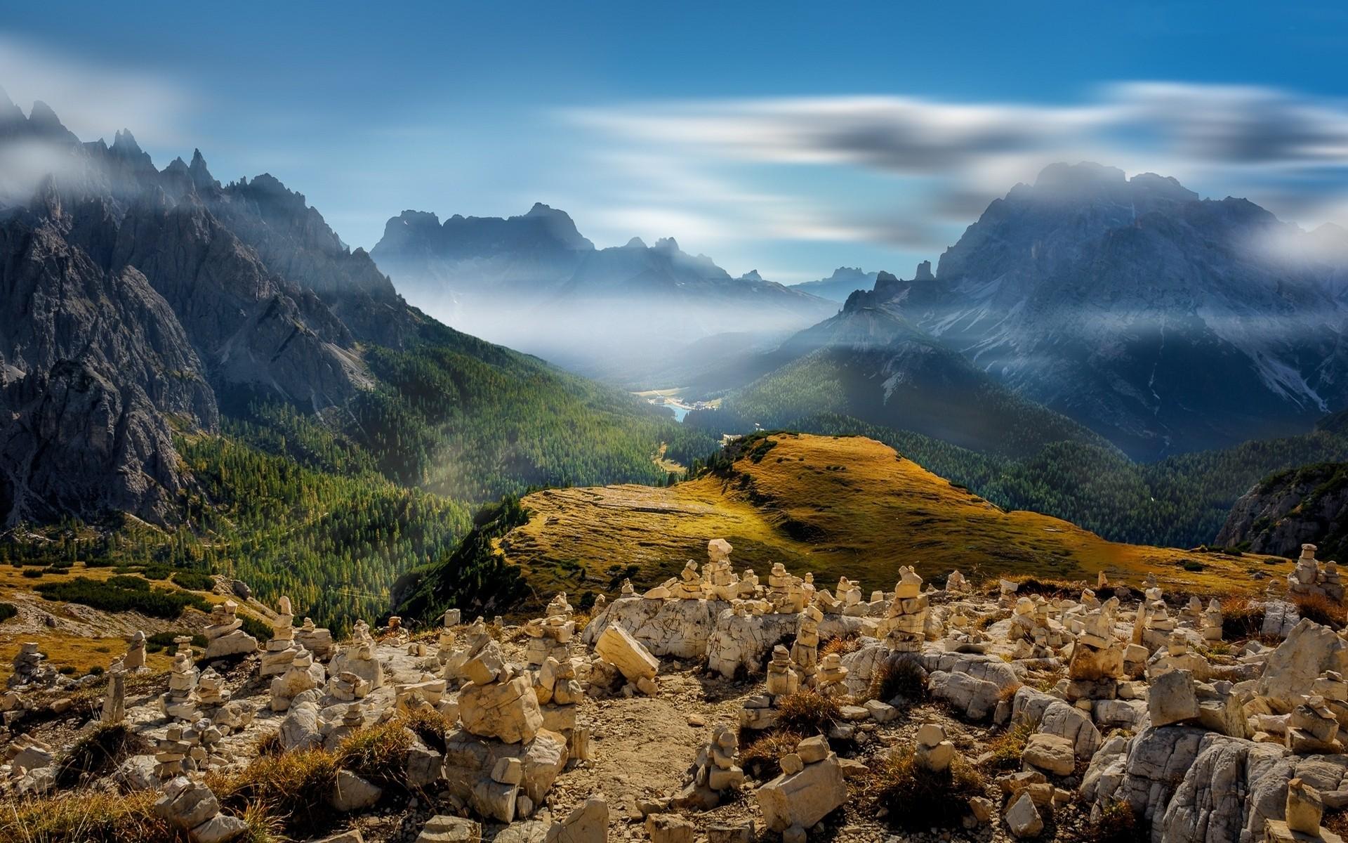 фото горная долина природа фотографии, которая