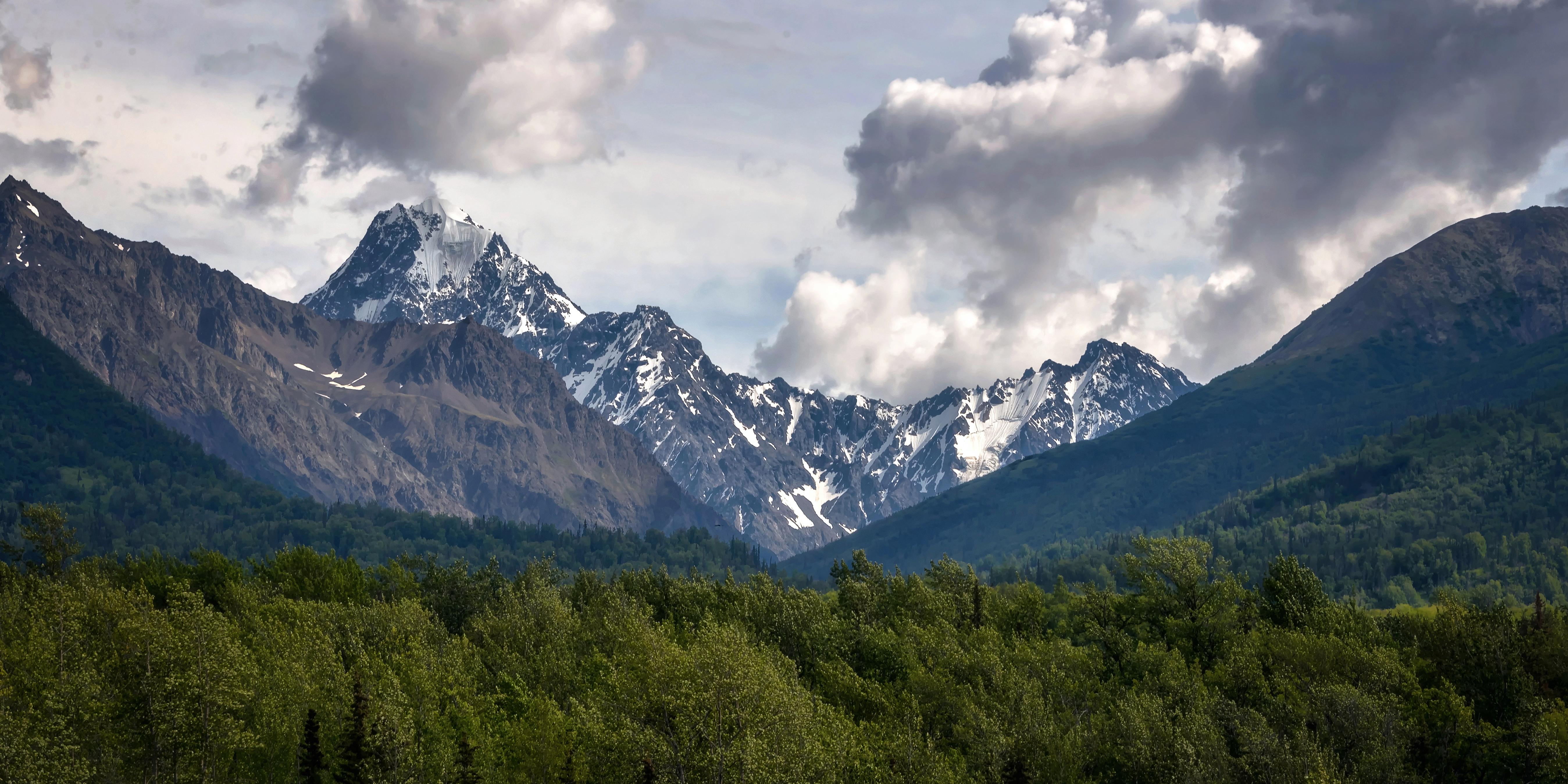 terre nature paysage alaska nature - photo #13