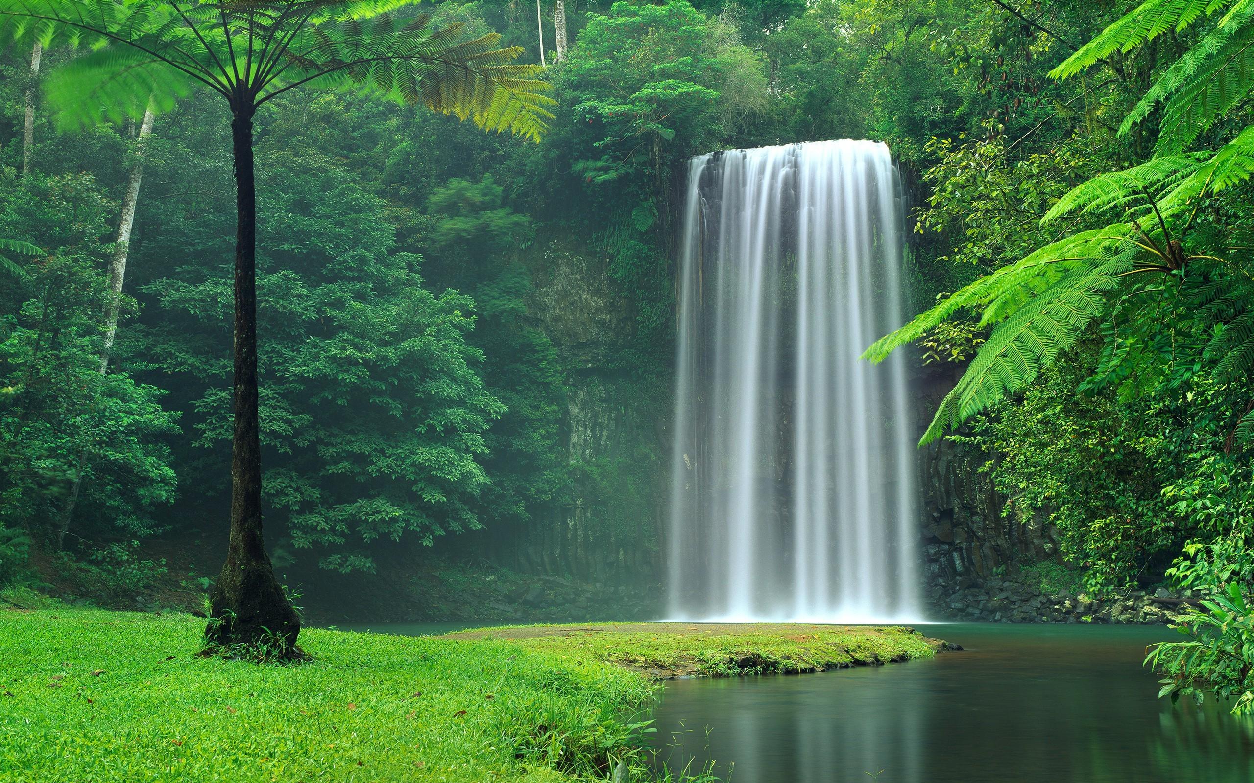 картинки для презентации на задний фон водопады представлял собой