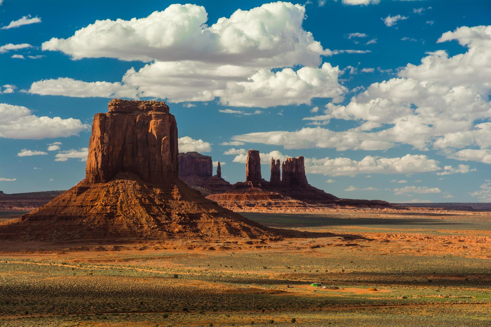 Landscape Hill Rock Sky Desert Horizon Valley Monument Plateau Steppe Cloud Butte Landmark Plain Prairie