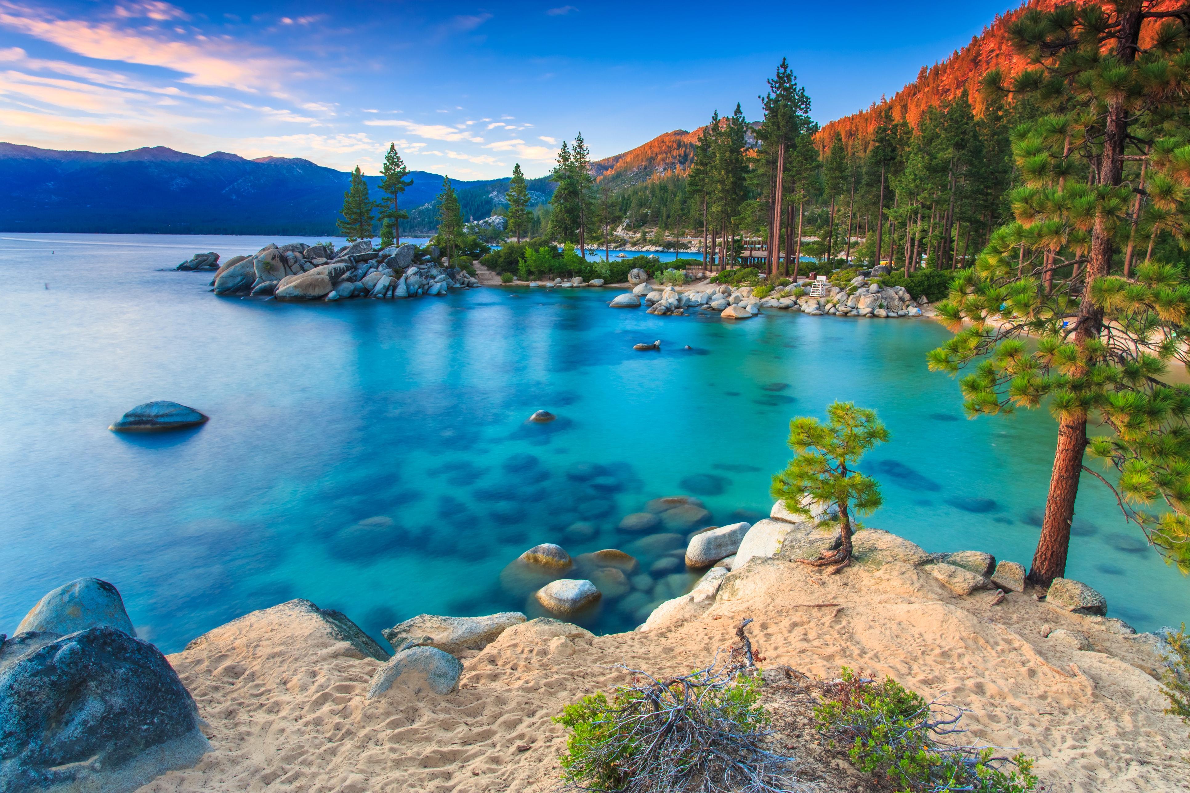 набирает фото красивые озера в россии без