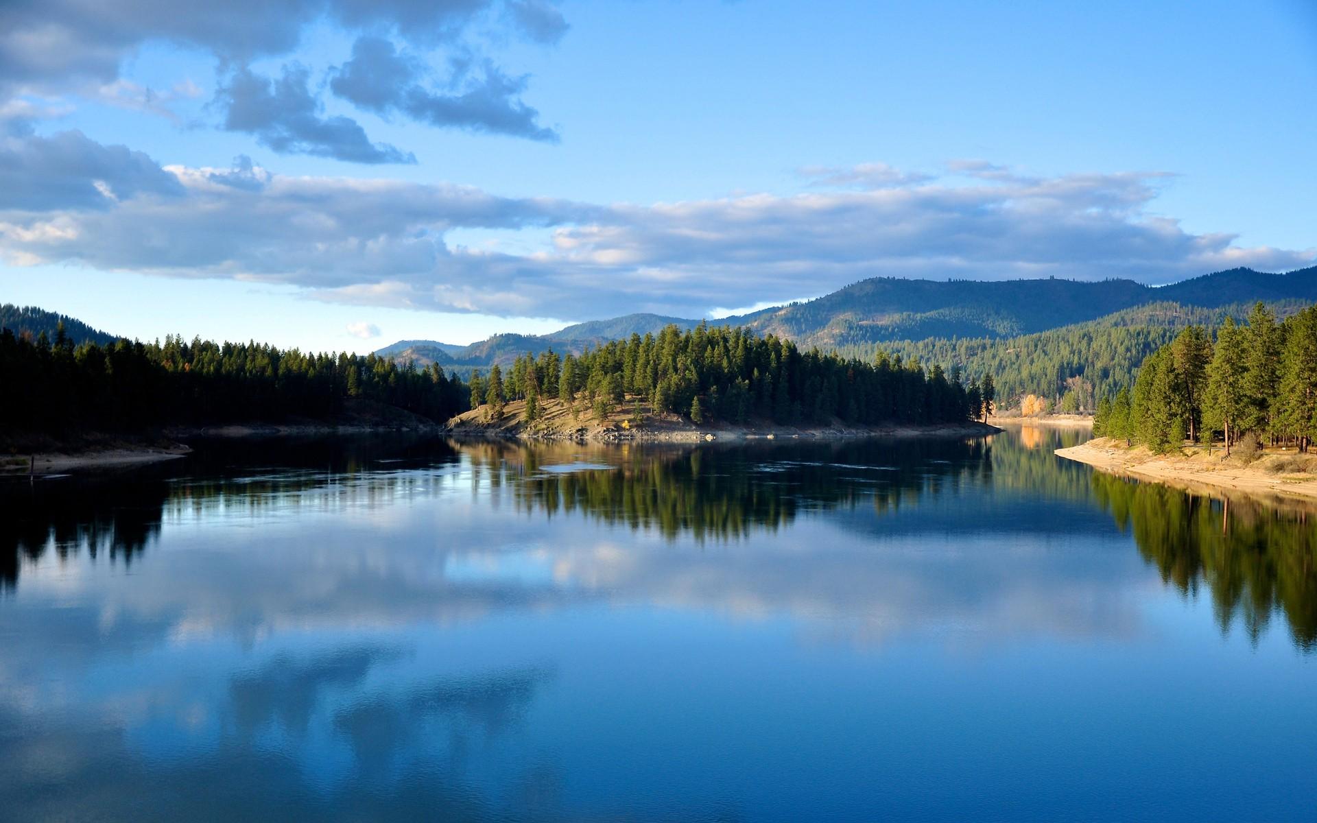 Смотреть картинки рек и озер