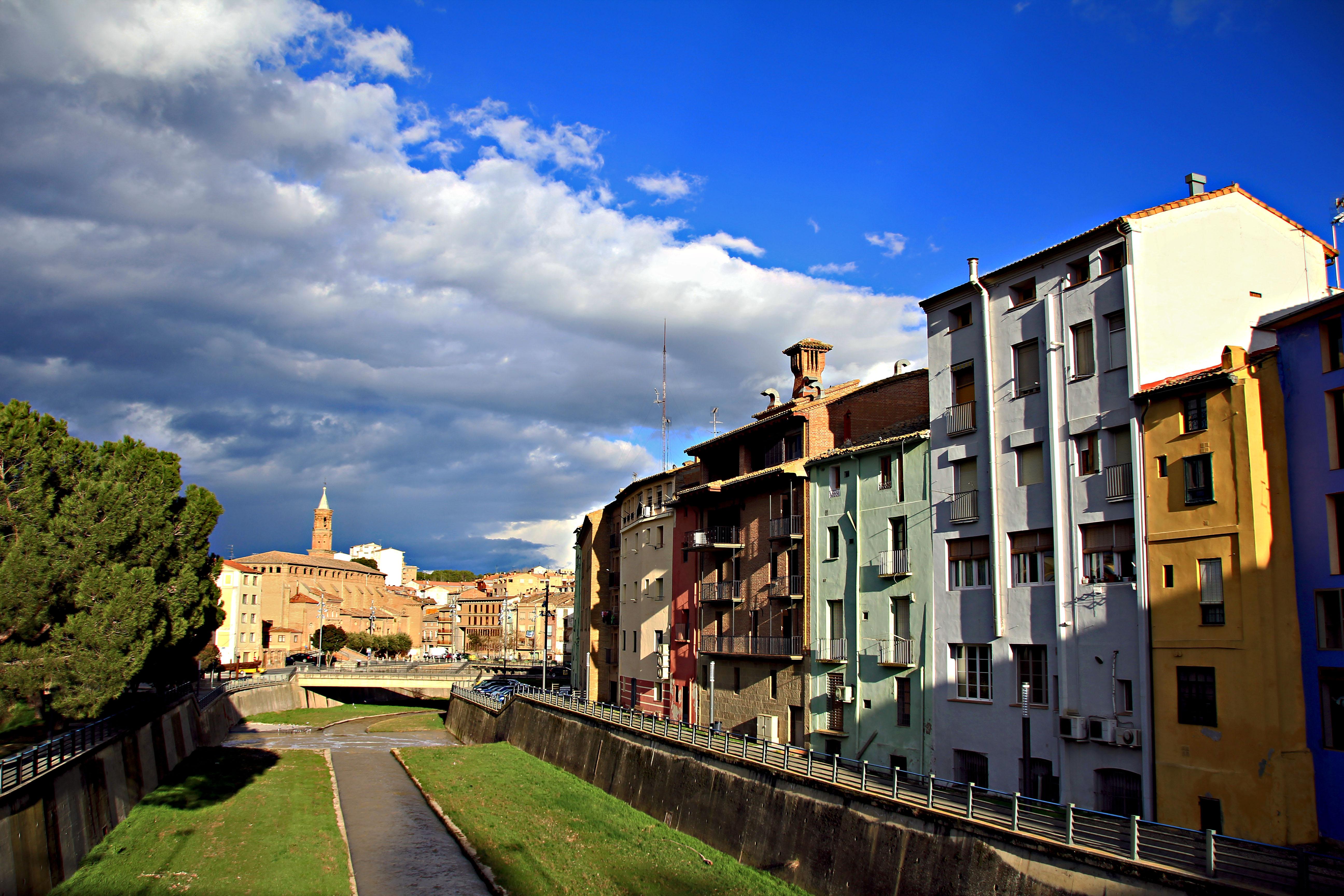Fond d 39 cran paysage lumi res ville rue architecture - Eau arquitectura ...