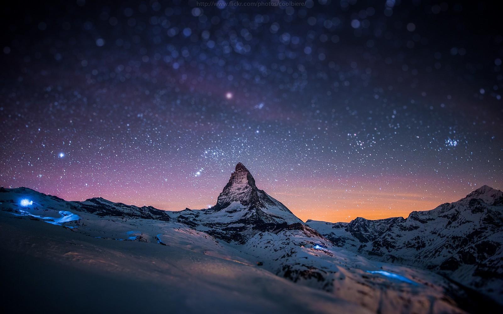 Fond d 39 cran paysage lumi res montagnes art num rique for Paysage espace