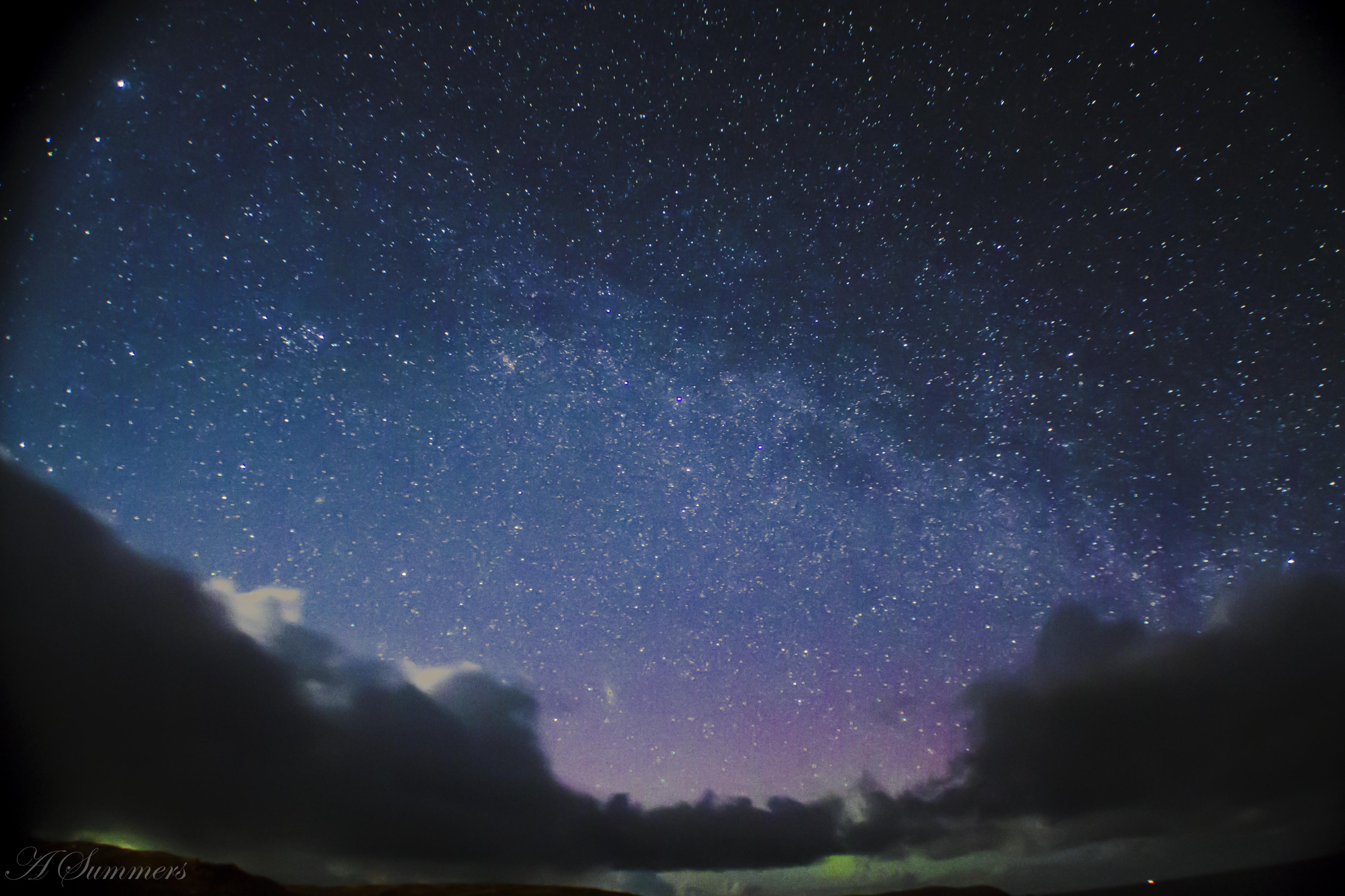 Download 66 Koleksi Wallpaper Pemandangan Bintang Gambar Gratis Terbaru