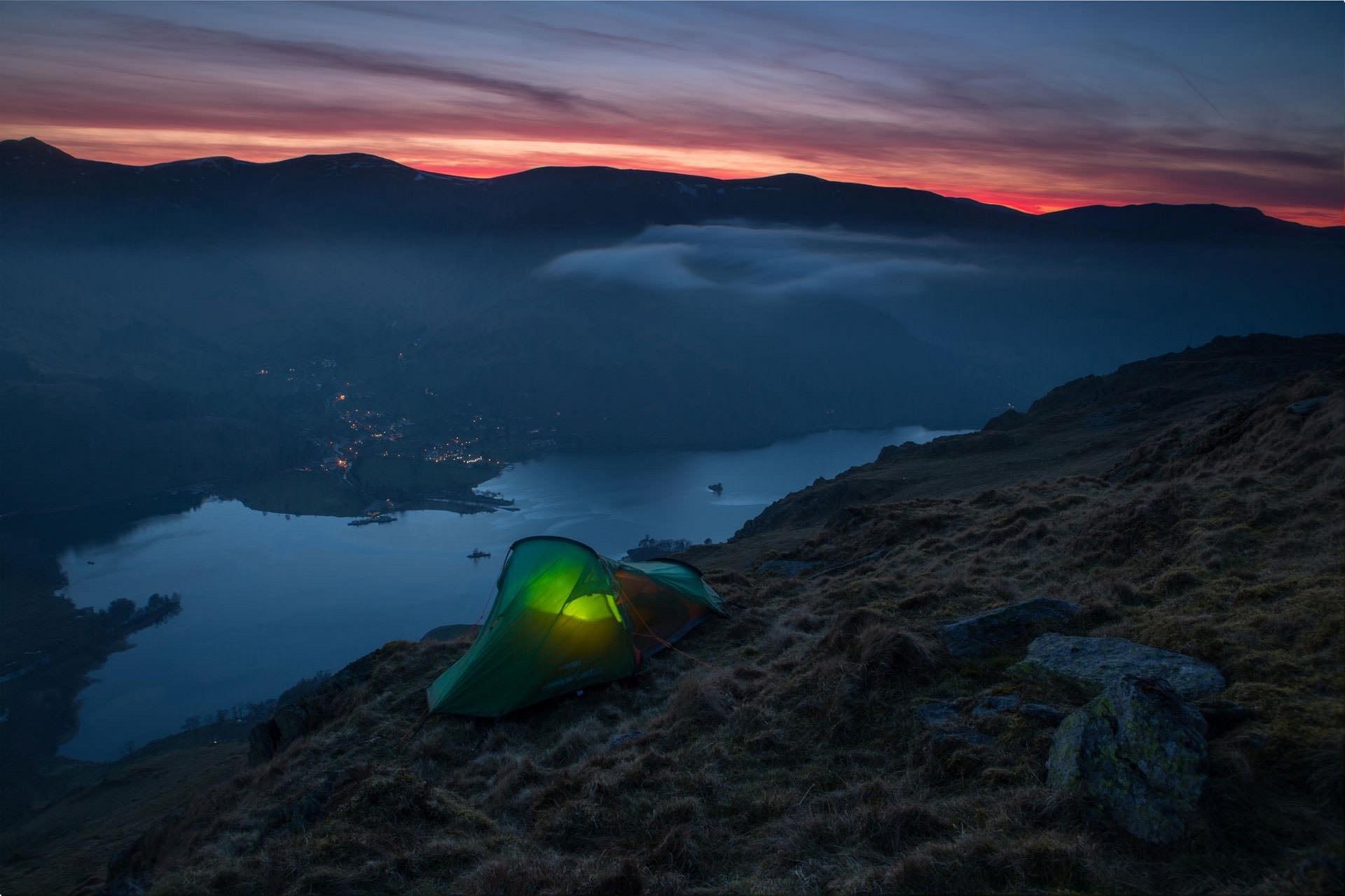 Hintergrundbilder : Landschaft, Beleuchtung, Berge, Sonnenuntergang ...