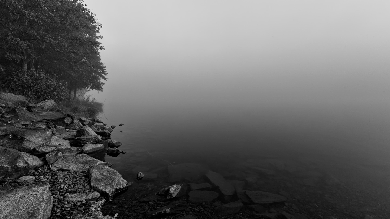 Wallpaper : landscape, 500px, lake, water, rock, reflection