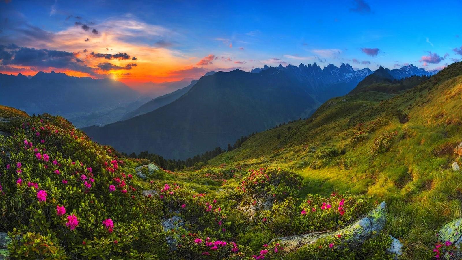 Unduh 7500 Koleksi Wallpaper Pemandangan Gunung Hd Gratis