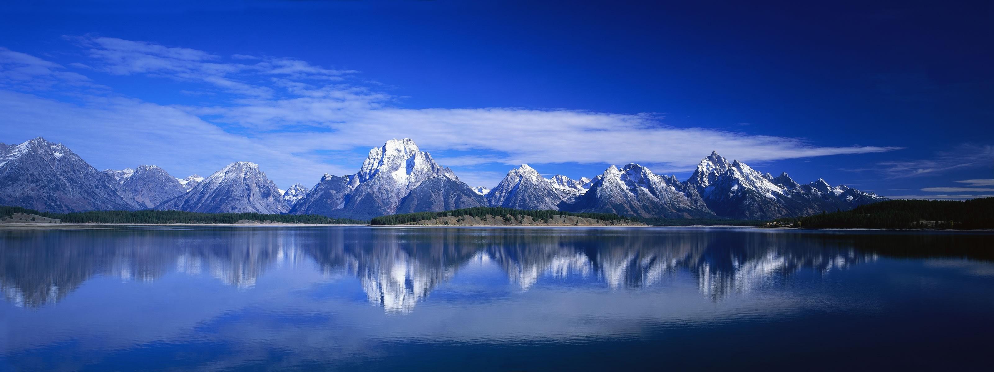 hintergrundbilder  landschaft berge wasser natur