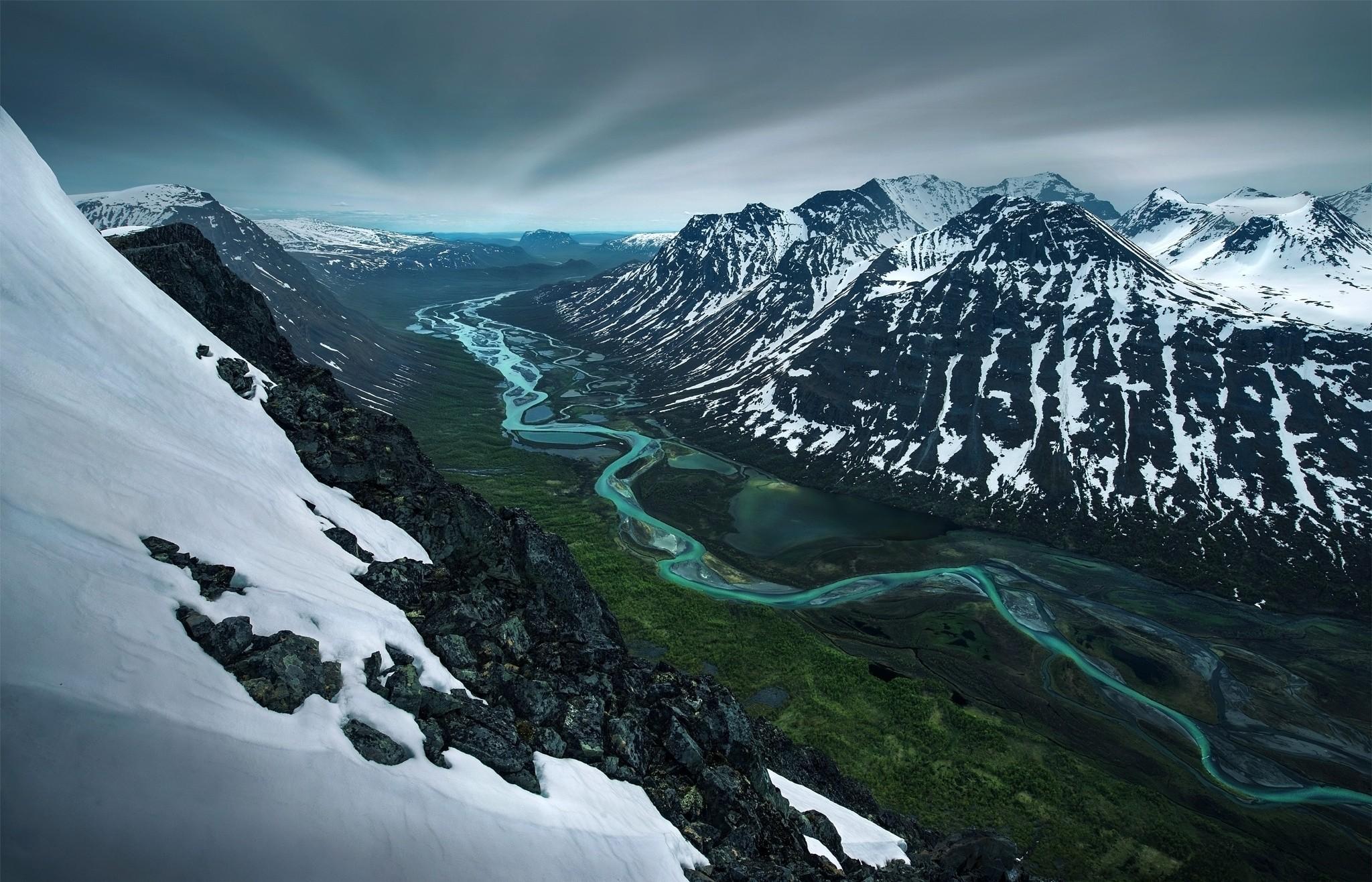 Fondo Escritorio Picos Montañas Nevadas: Fondos De Pantalla : Paisaje, Montañas, Naturaleza, Nieve