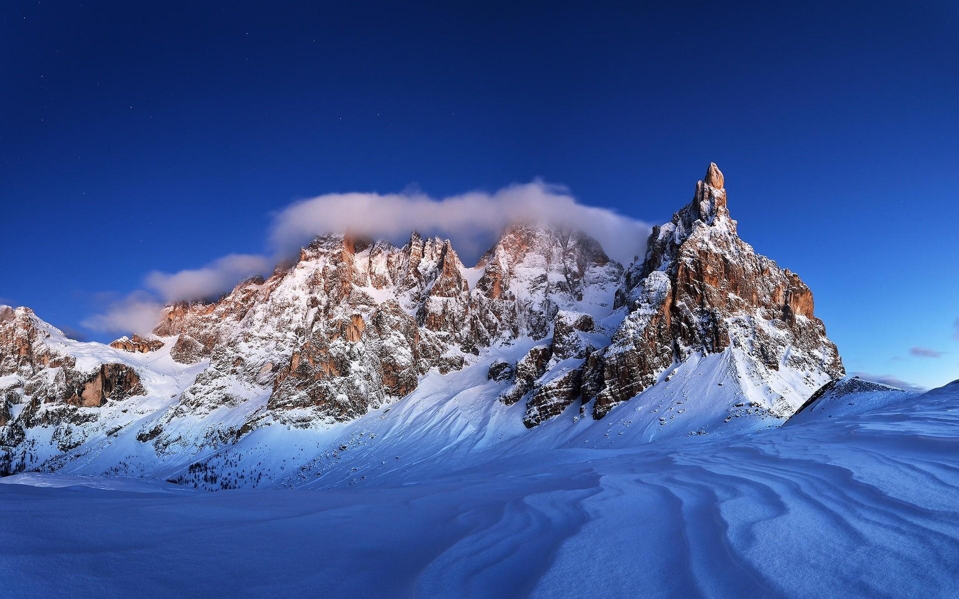 как фотографировать снежные горы этом сайте выходят