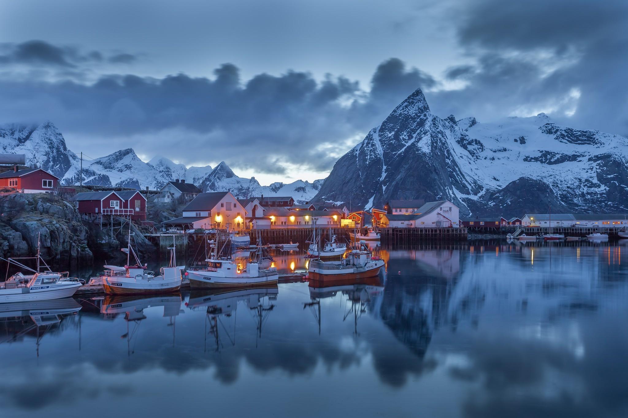 вам интереснейший пейзажи норвегии фото нарушайте сроки пребывания