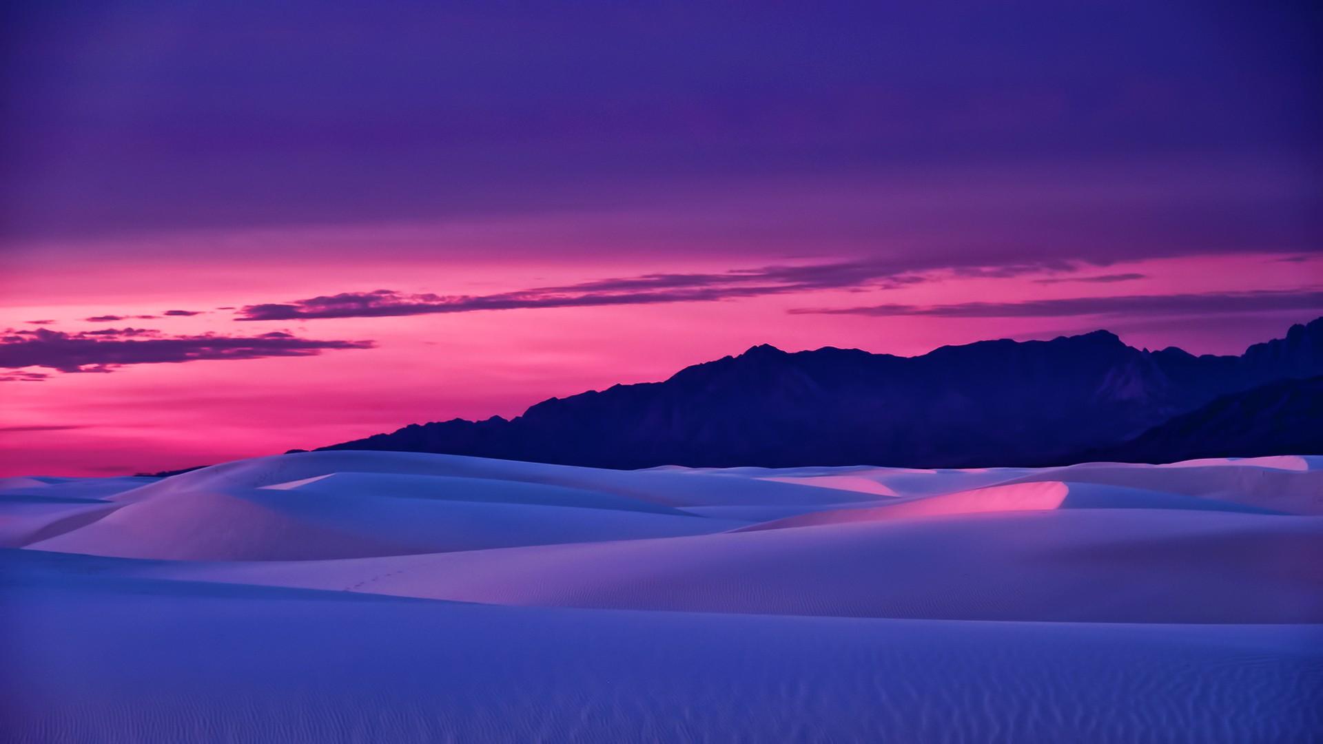 Landscape Mountains Sunset Sand Reflection Sky Sunrise Evening Morning Desert Horizon Atmosphere Arctic Dusk Plateau Cloud