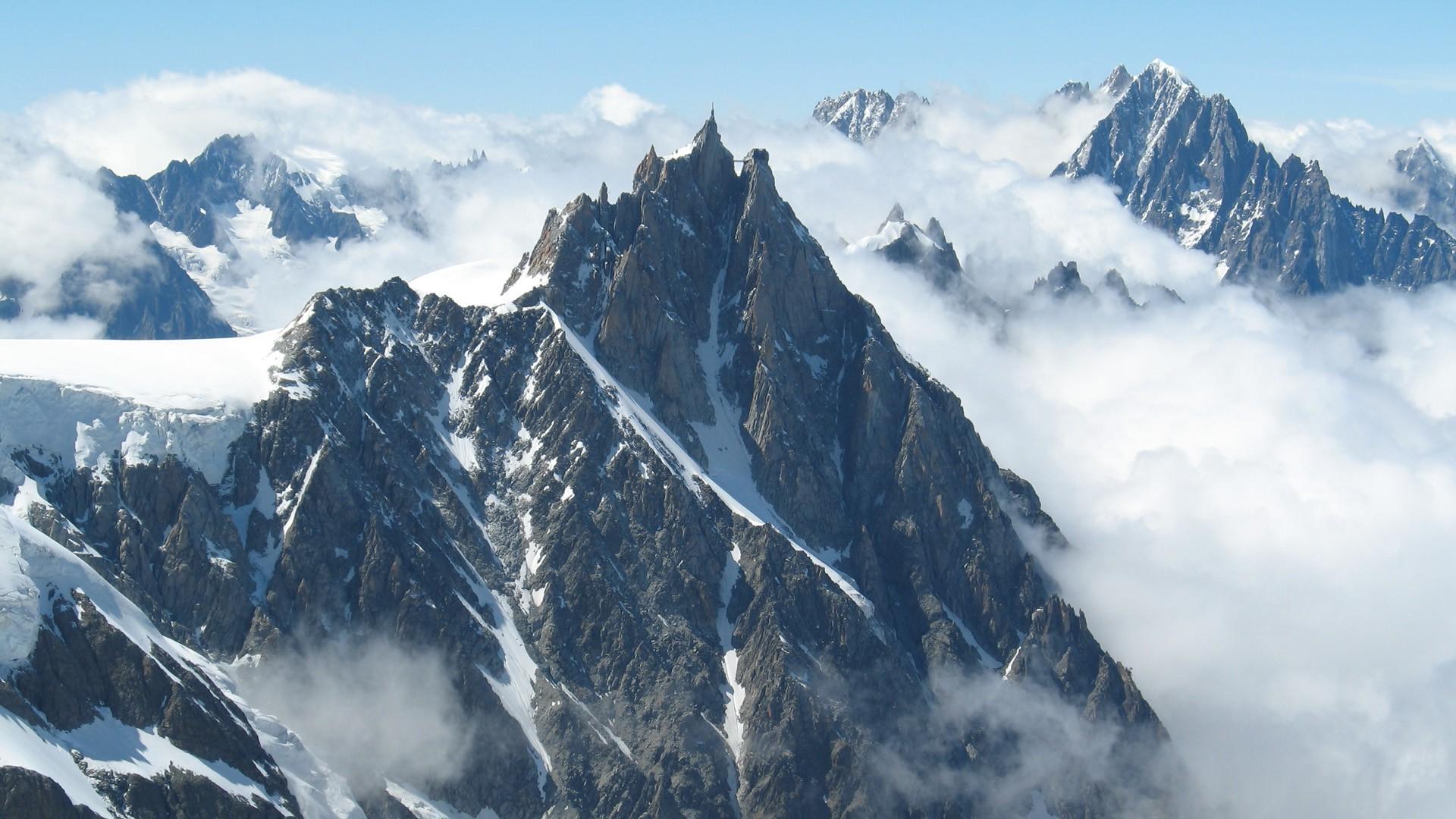 Fondo Escritorio Paisaje Nevada En Cumbre: Fondos De Pantalla : Paisaje, Naturaleza, Nieve, Invierno