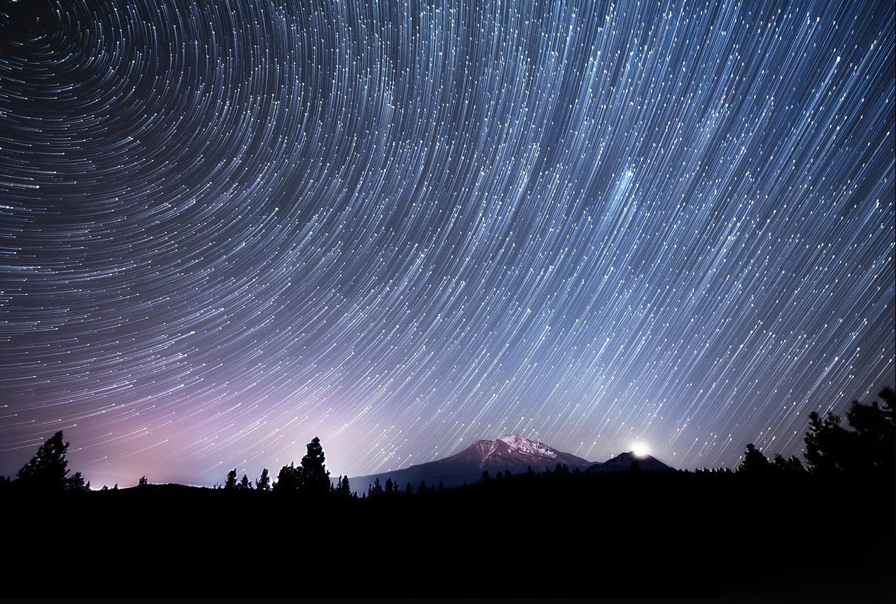 Фотографирование ночного неба