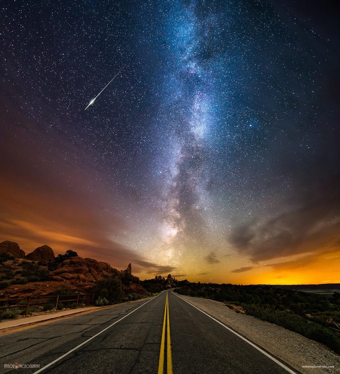 данном дорога в ночь картинки звезда имел вид орденской