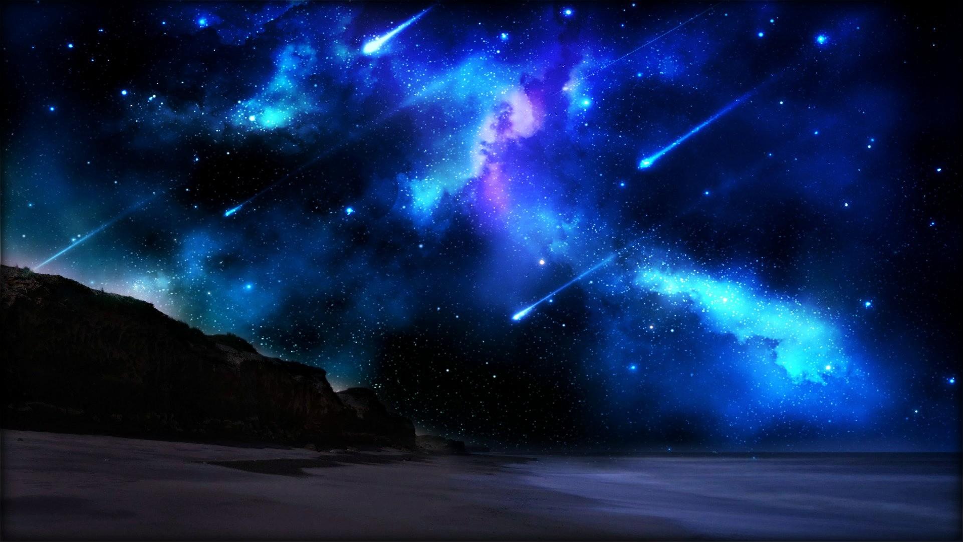 Красивые картинки звезд неба космоса