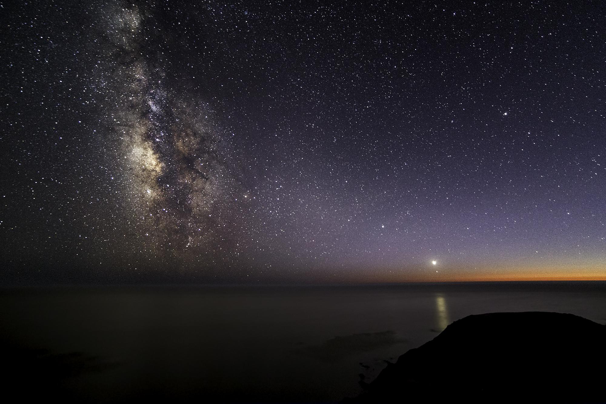 фото млечного пути на небе помощью можно делать