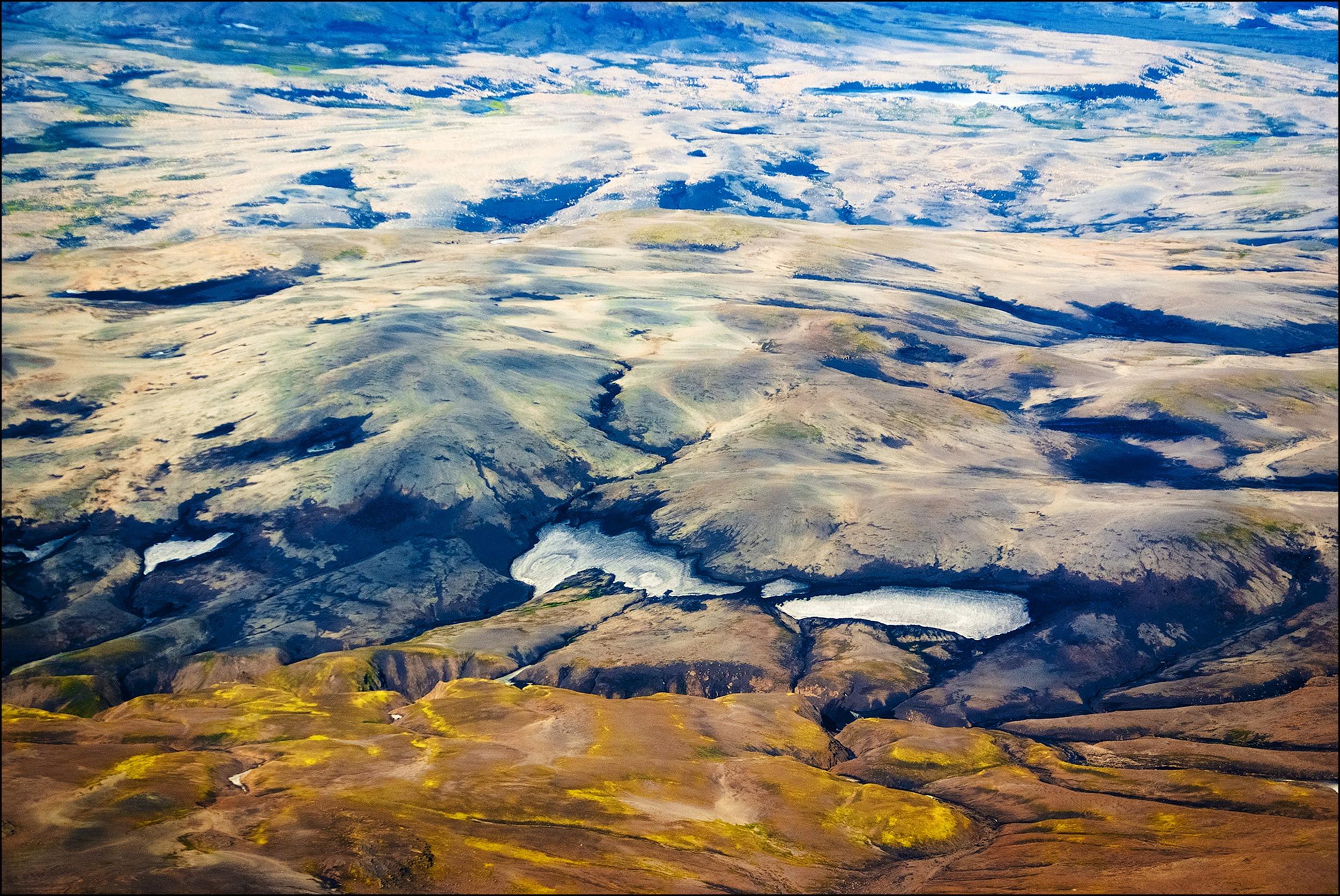 iceland landforms
