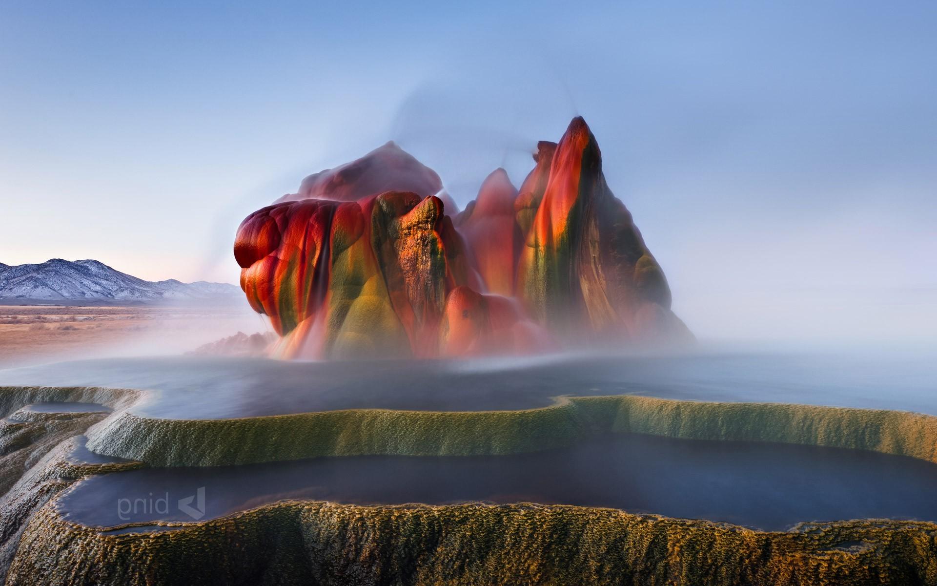 Необыкновенные пейзажи картинки