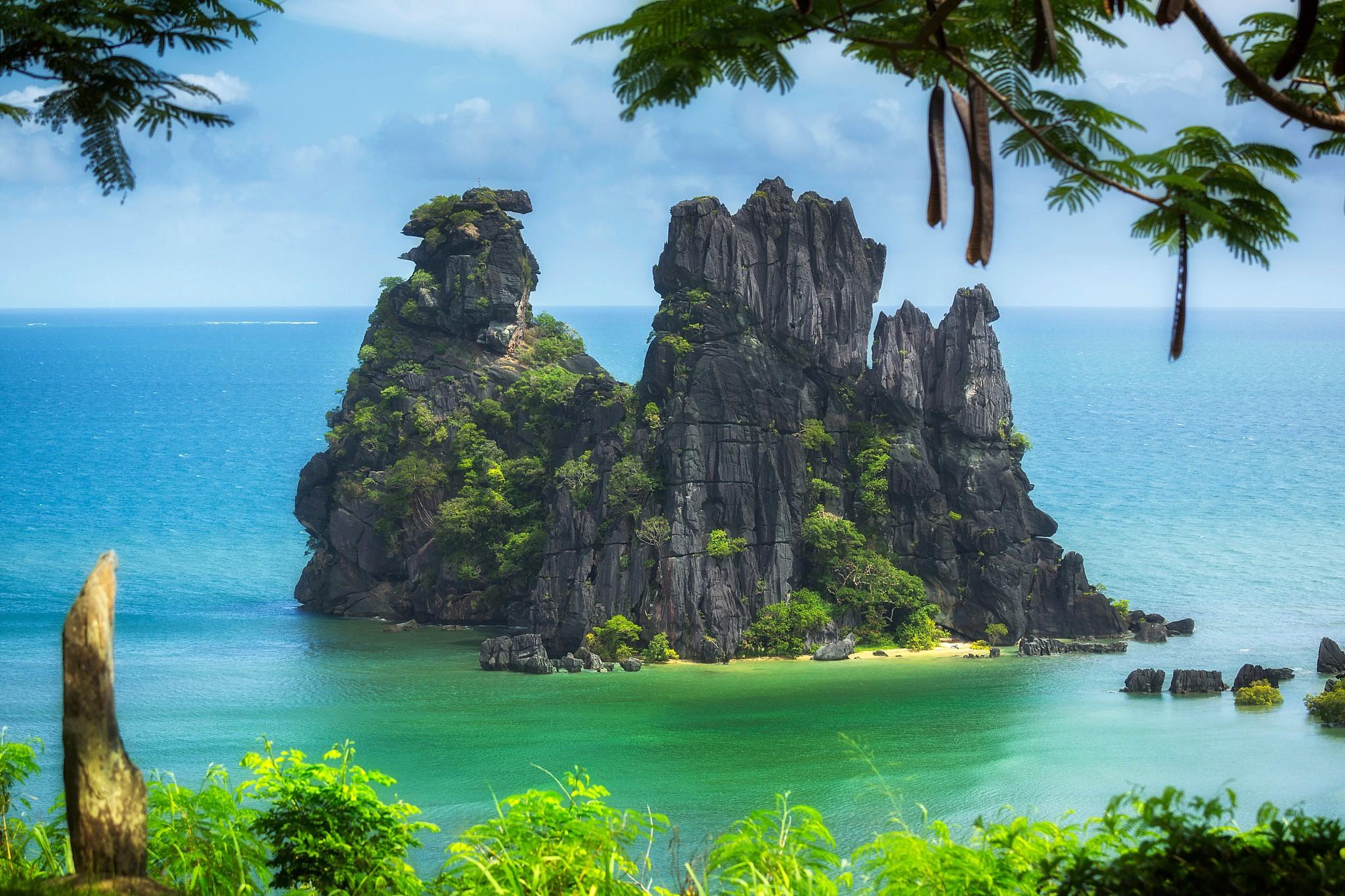 Дикий остров картинки