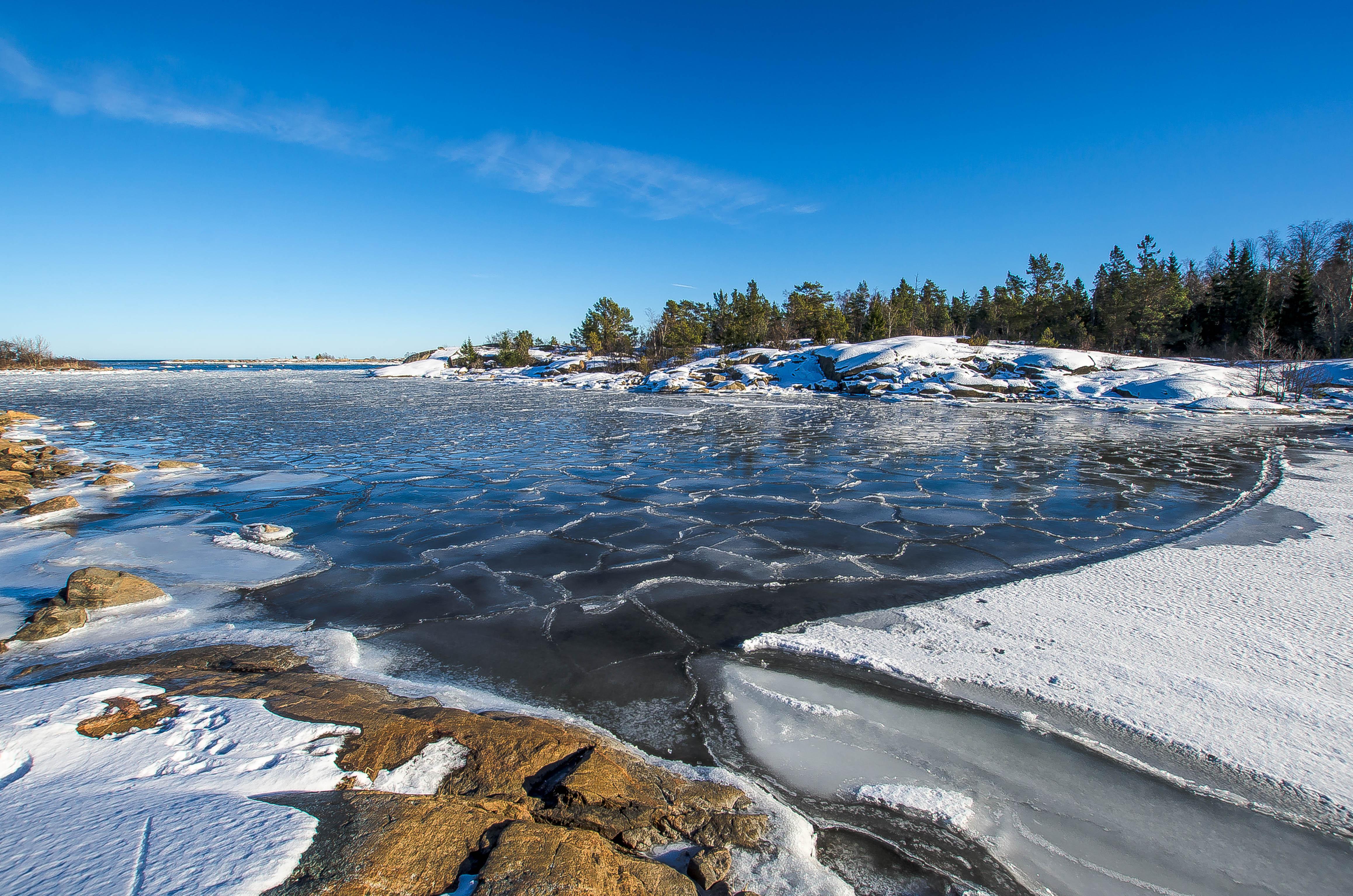 snow winter seasons sea - photo #44