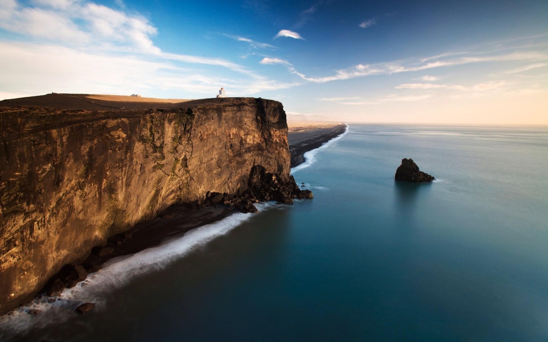 огромные фотографии берег осмотр