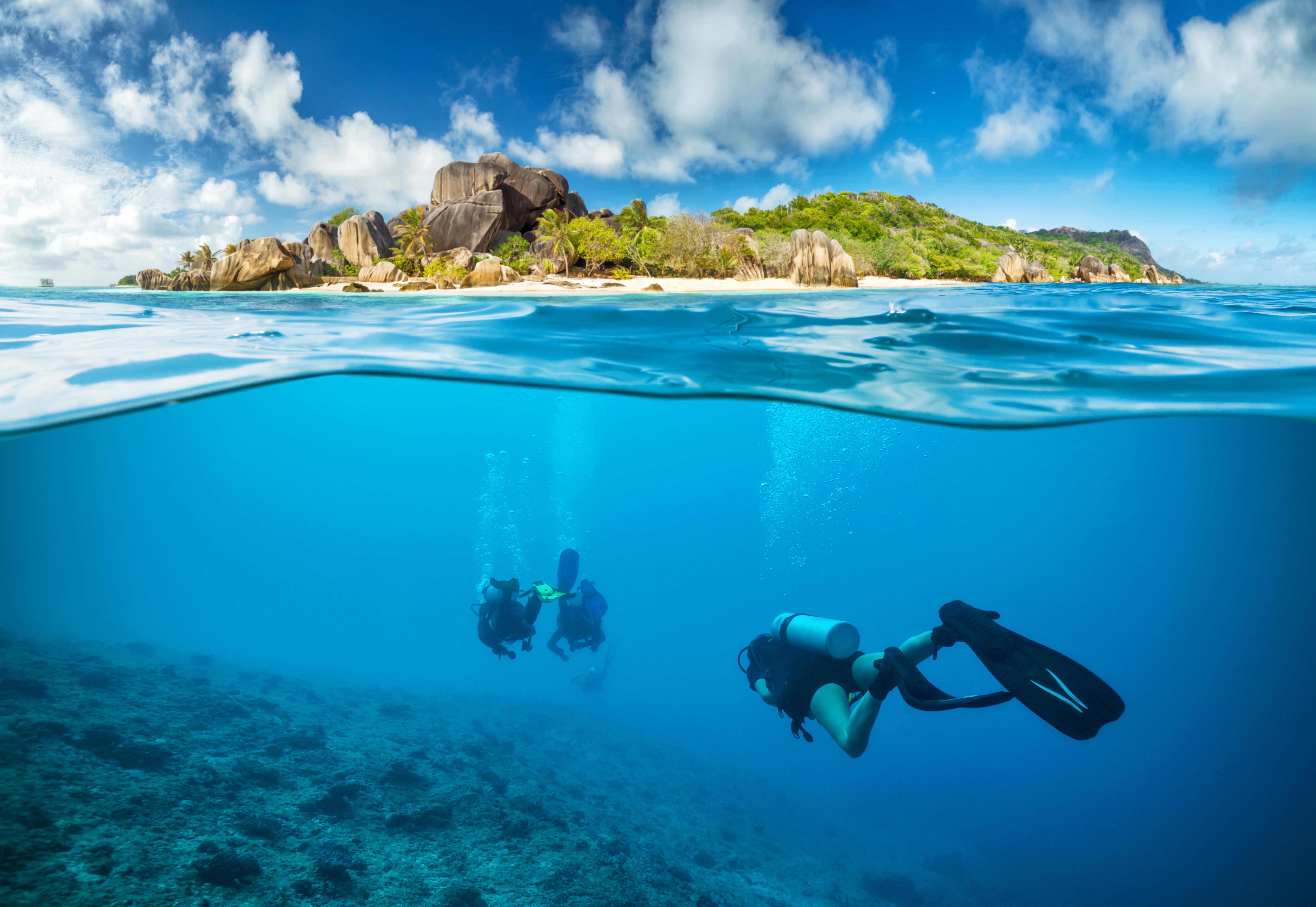 Wallpaper : landscape, sea, water, Pacific Ocean, blurred ... Pacific Ocean Water