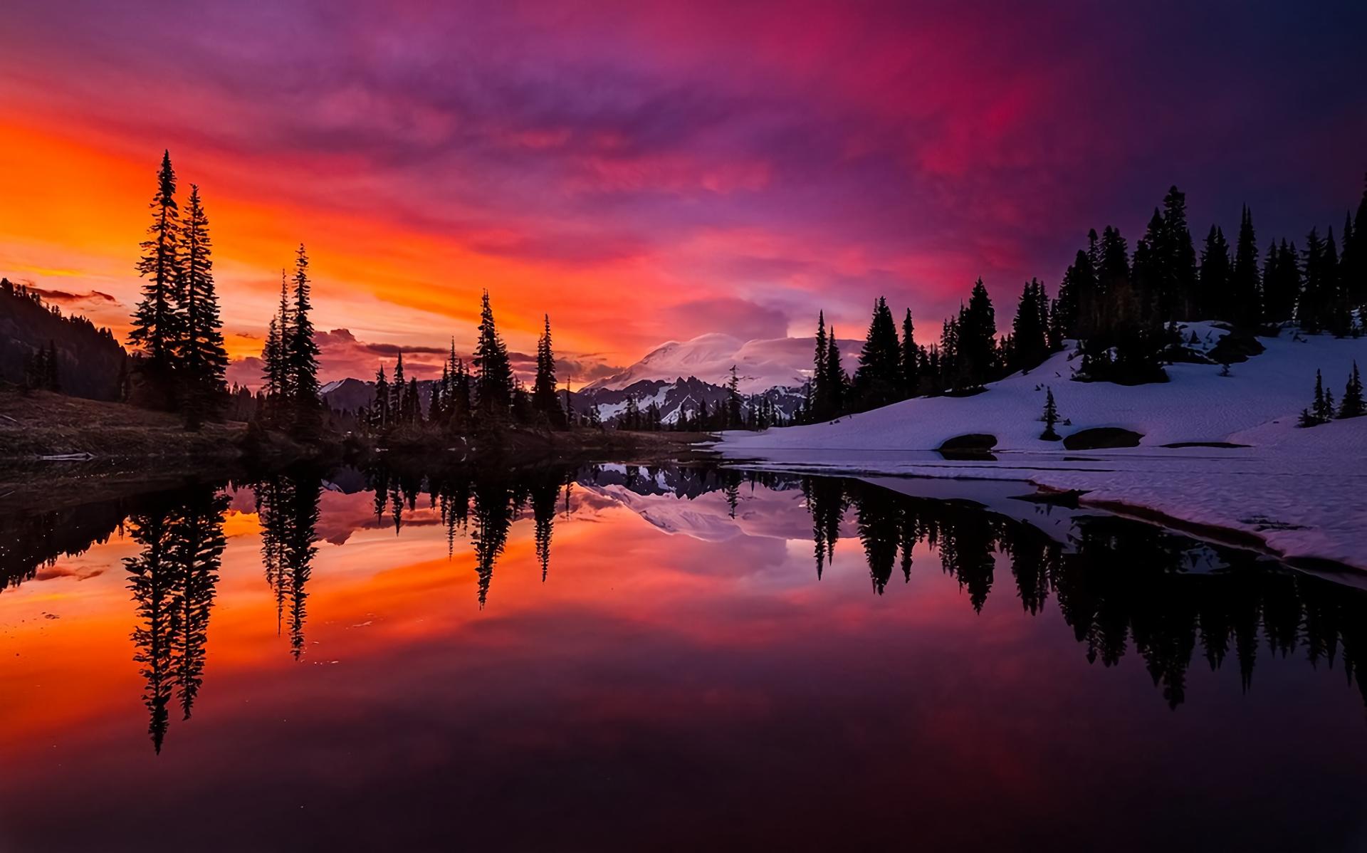 красивые картинки пейзаж закат ничего, использовании