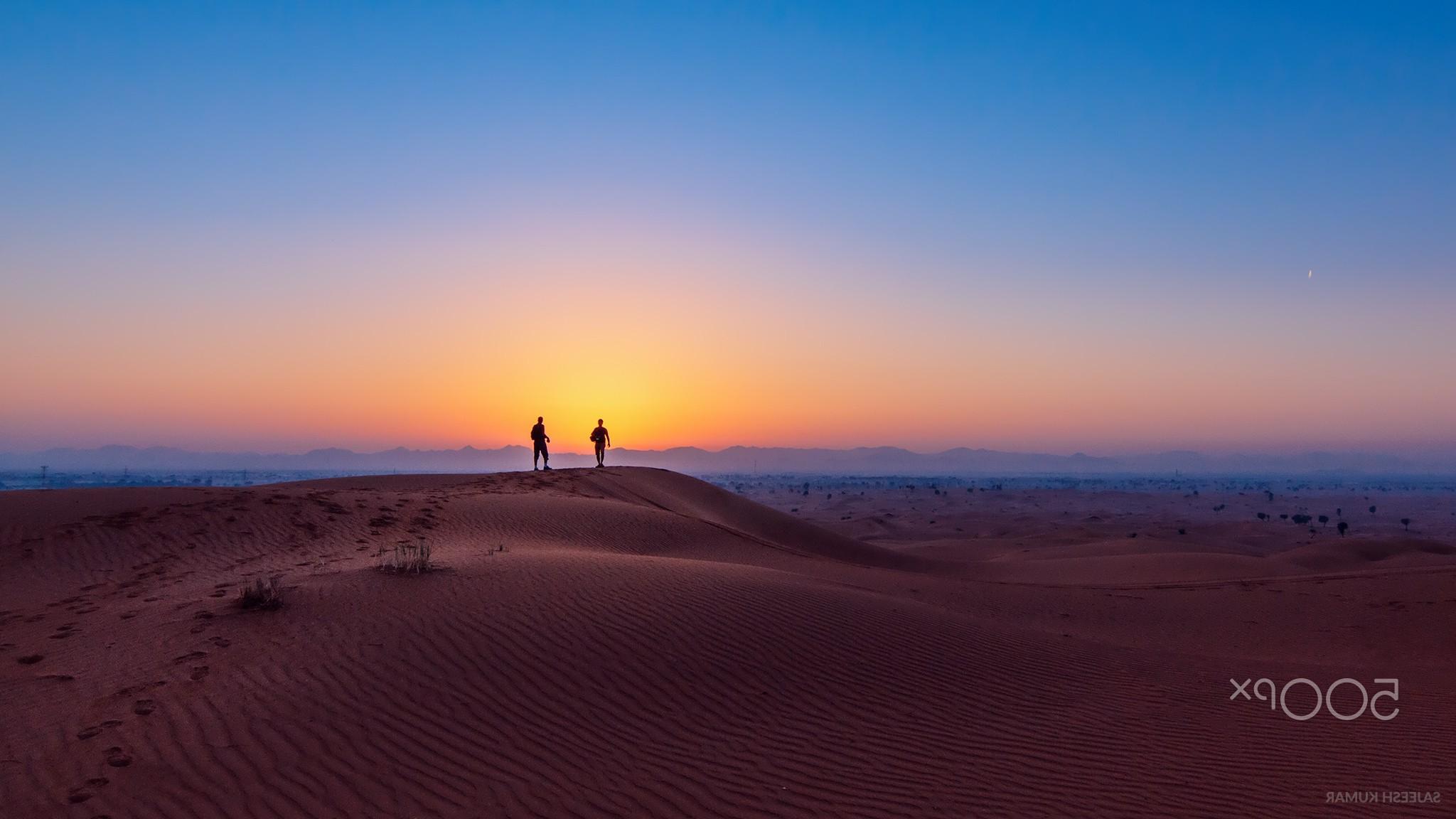 Картинки пустыня рассвет