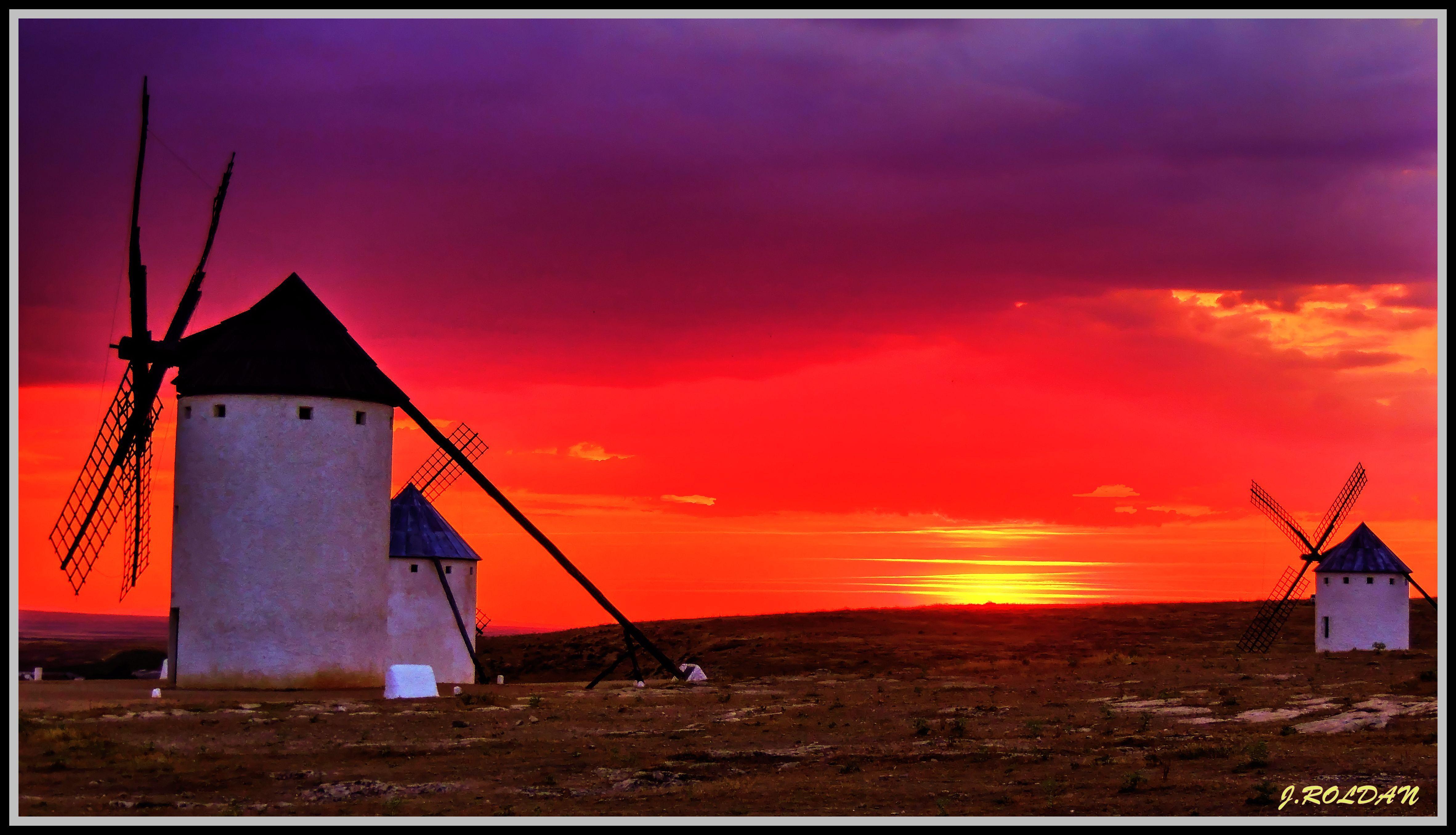 Wallpaper Landscape Sunset Sea Sunrise Calm Evening
