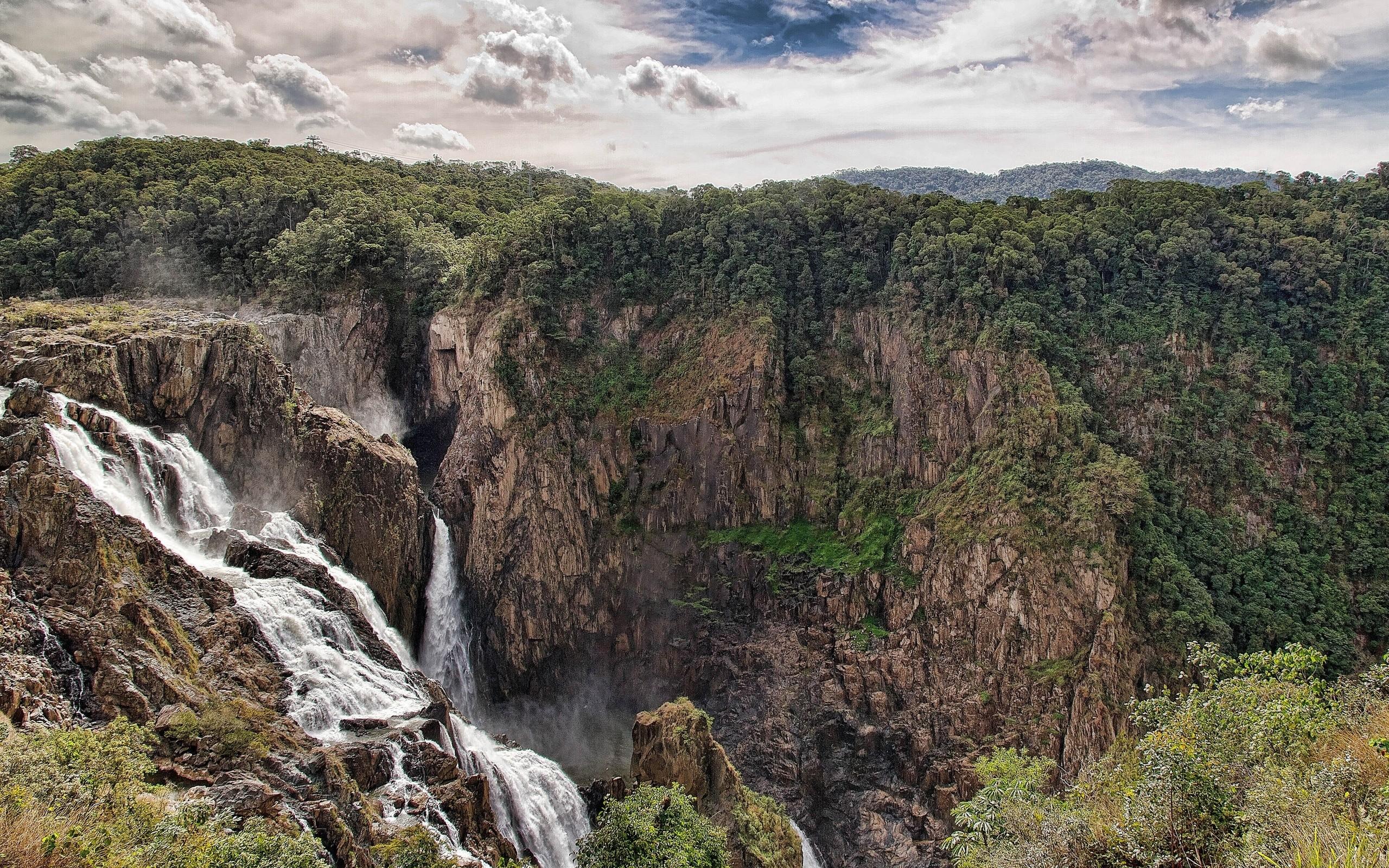 все австралия горы водопады виды фото больных