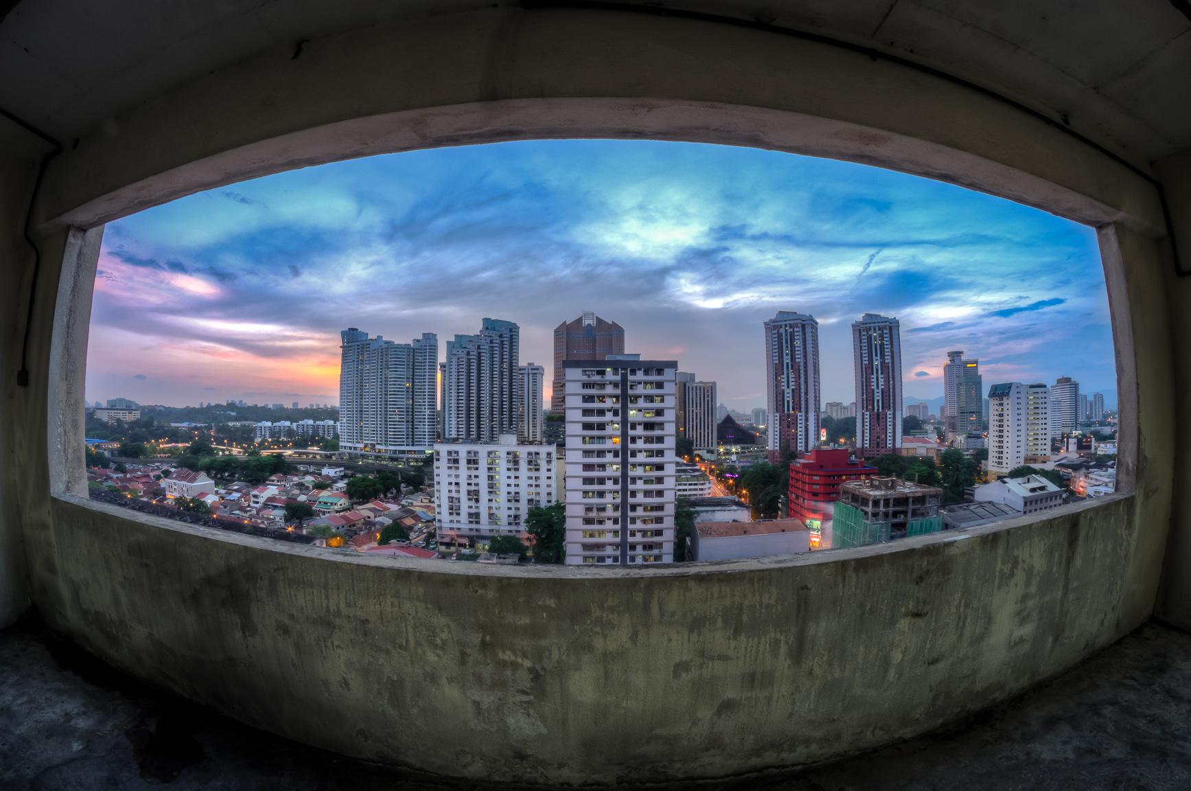 Wallpaper : landscape, window, sunset, city, cityscape, architecture ...